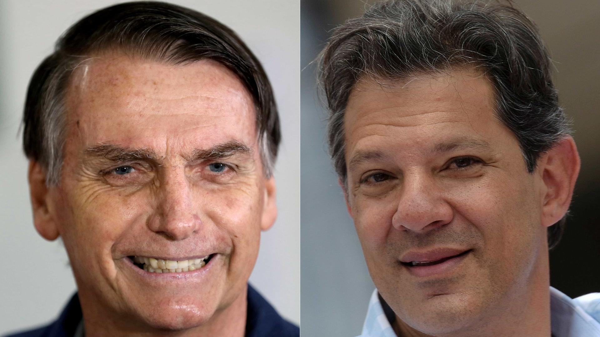 Bolsonaro e Haddad divergem sobre Mais Médicos e SUS; veja propostas