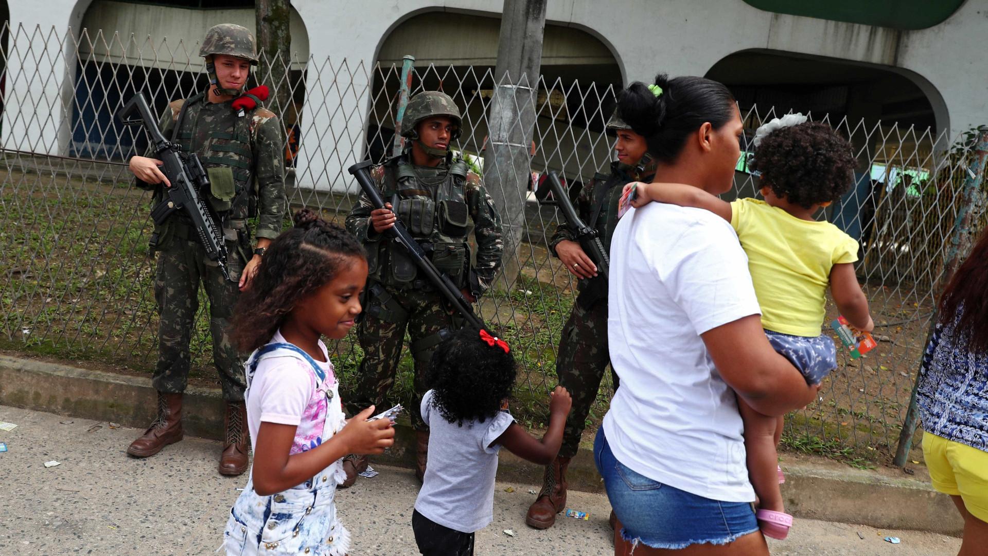Segundo turno das eleições terá reforço de 27 mil militares