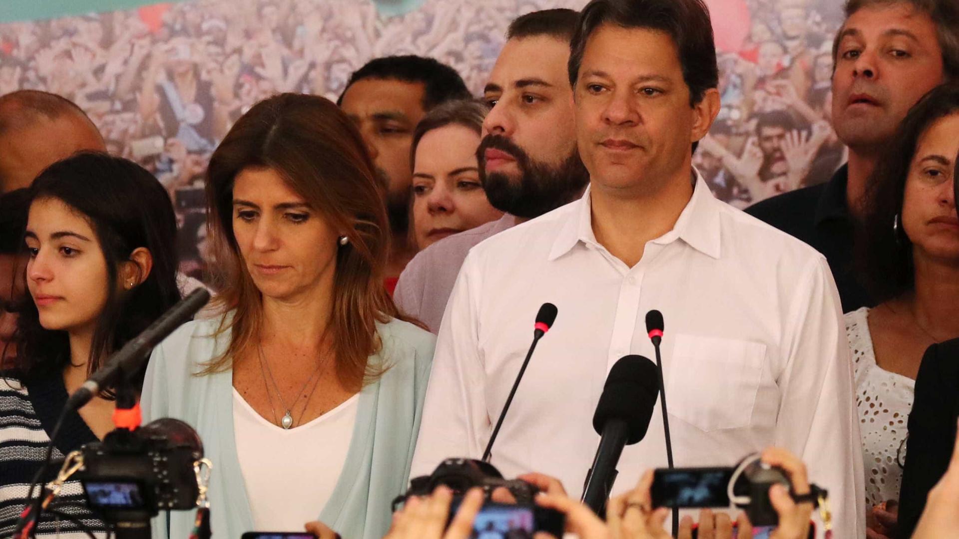 Após derrota, Haddad visitará Lula em Curitiba
