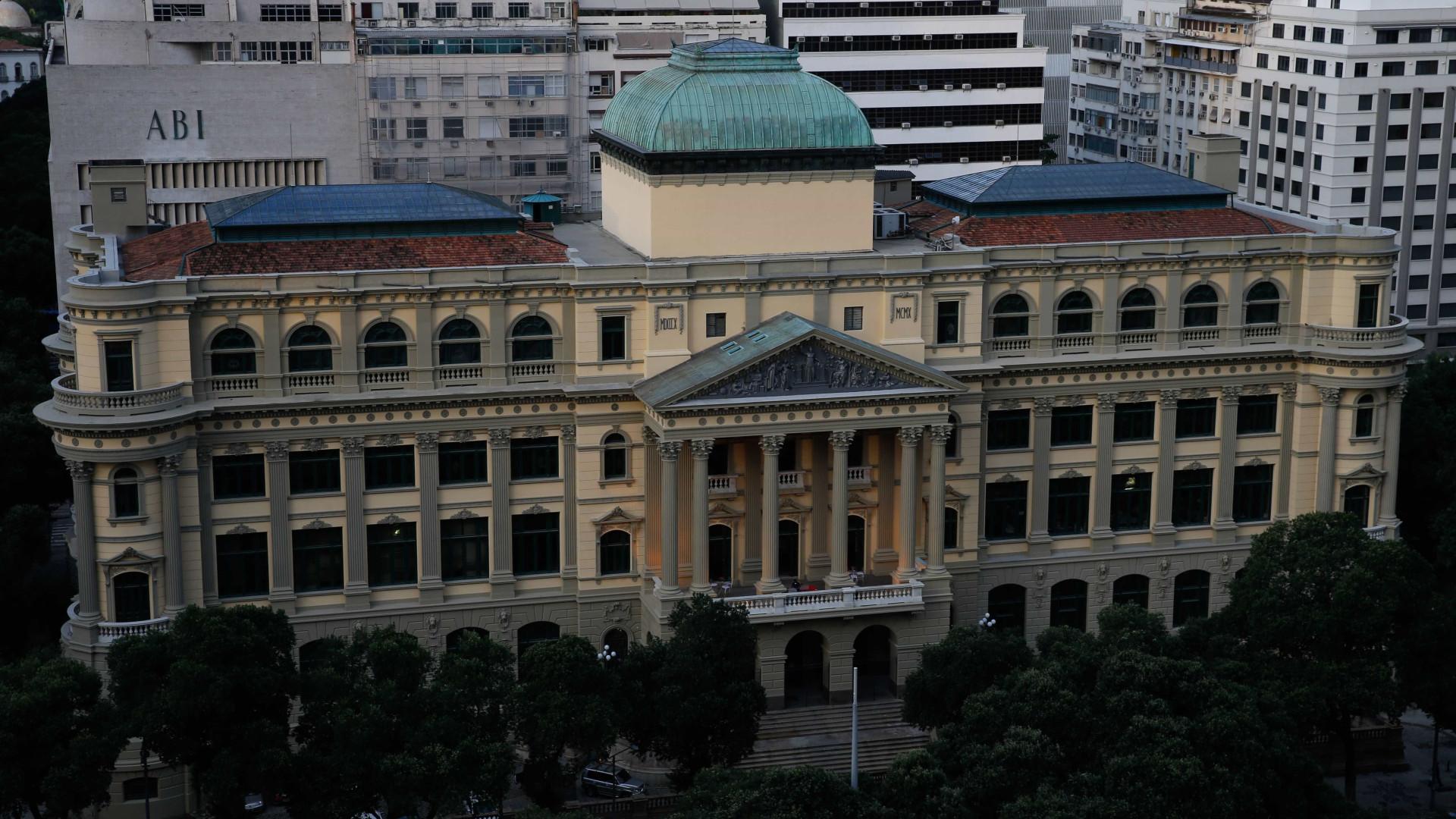 Biblioteca Nacional completa 208 anos