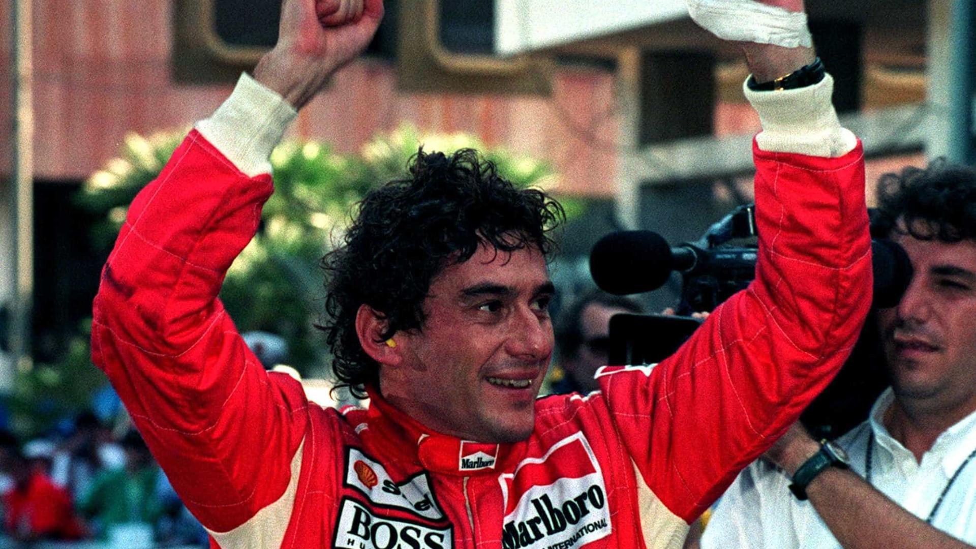 Há 30 anos, Senna levava 1º título e status de herói com vitória épica