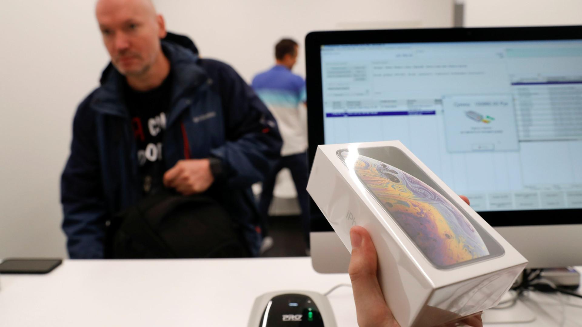 Apple deixará de revelar vendas de iPhones