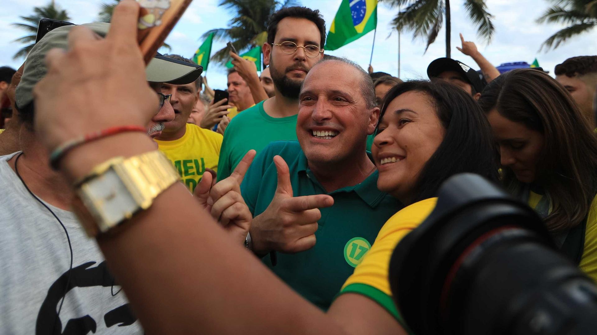 Onyx: Bolsonaro deve nomear 24 técnicos da transição ainda hoje