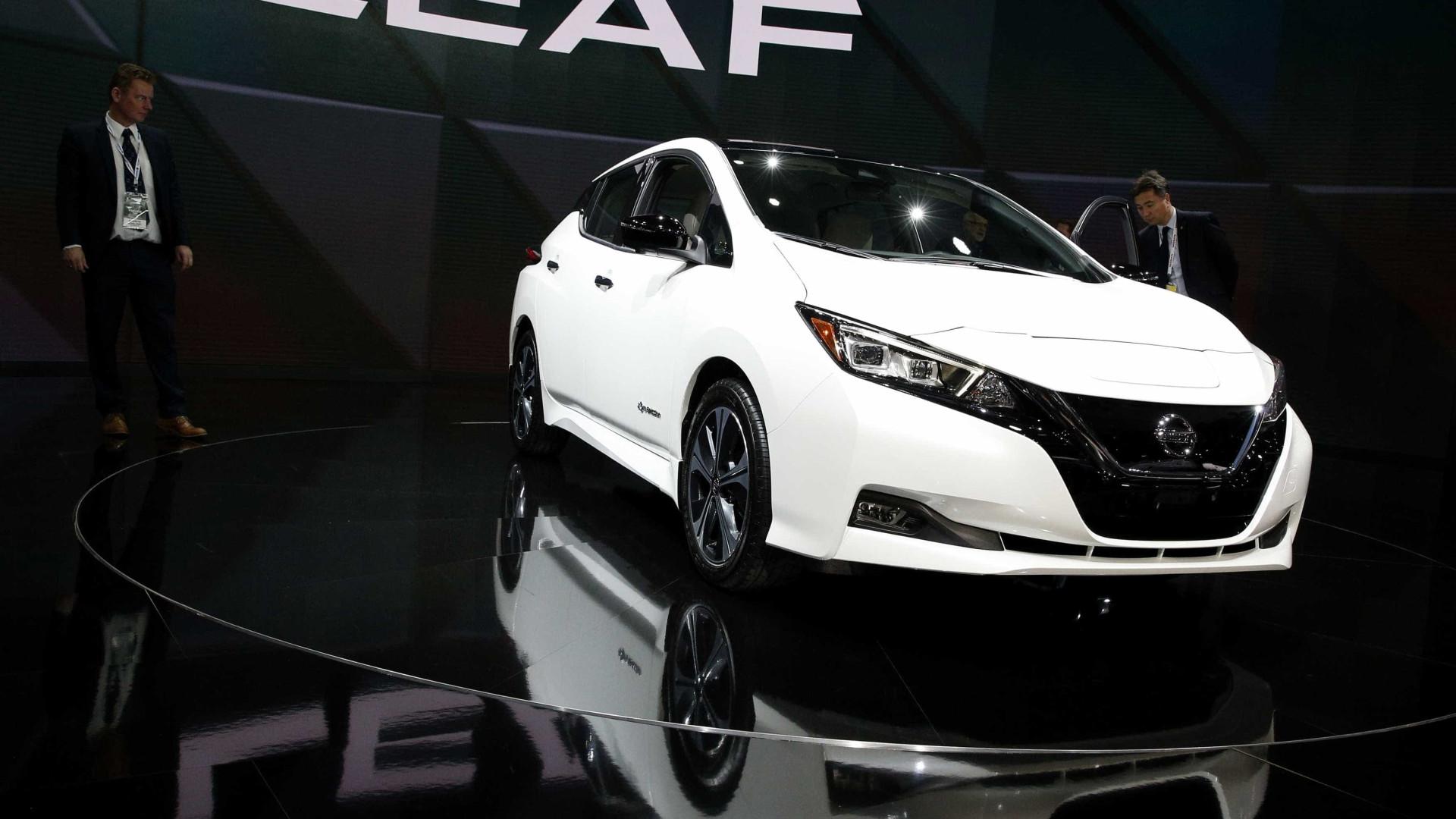Nissan e Renault anunciam preços de seus carros elétricos no Brasil