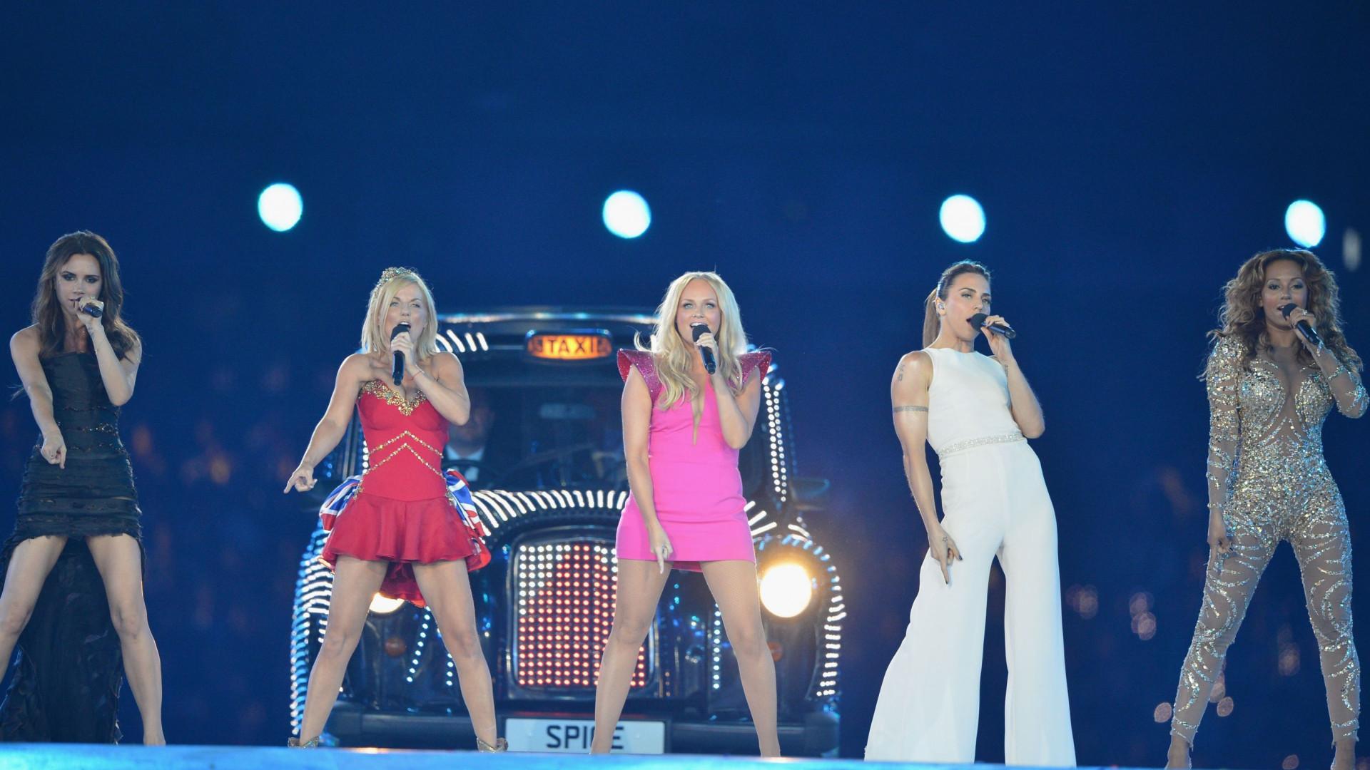 Victoria Beckham vai se juntar às Spice Girls