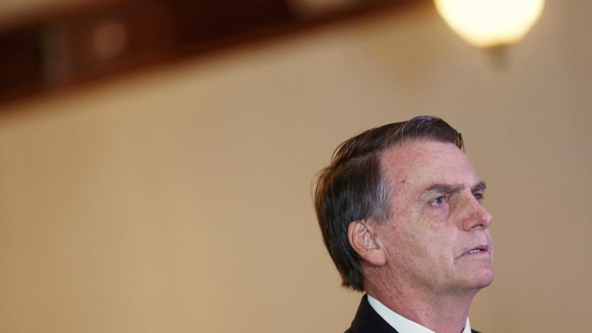 Bolsonaro diz que se fosse Temer vetaria reajuste para magistrados