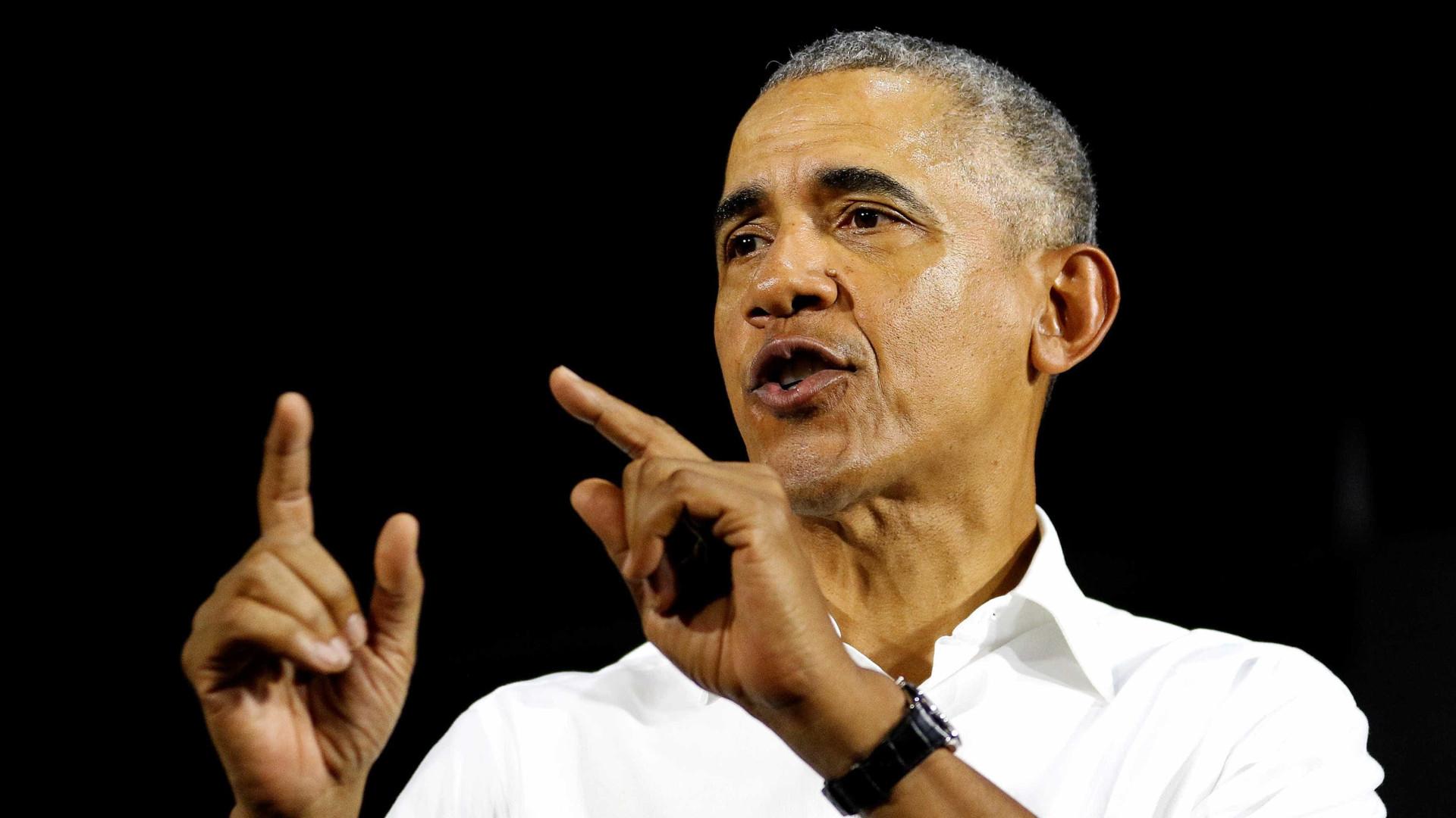 Obama diz que eleições são apenas 'ponto de partida'