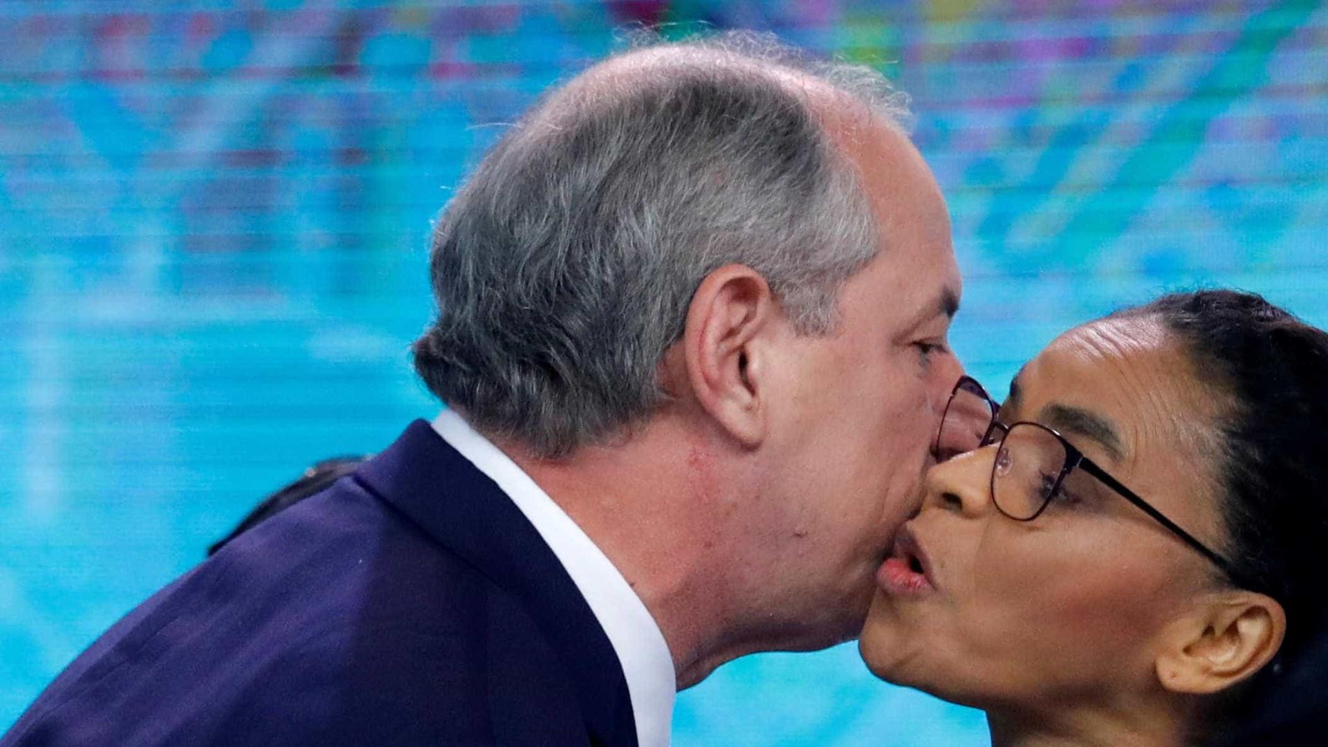 Marina Silva e Ciro Gomes anunciam parceria na oposição a Bolsonaro