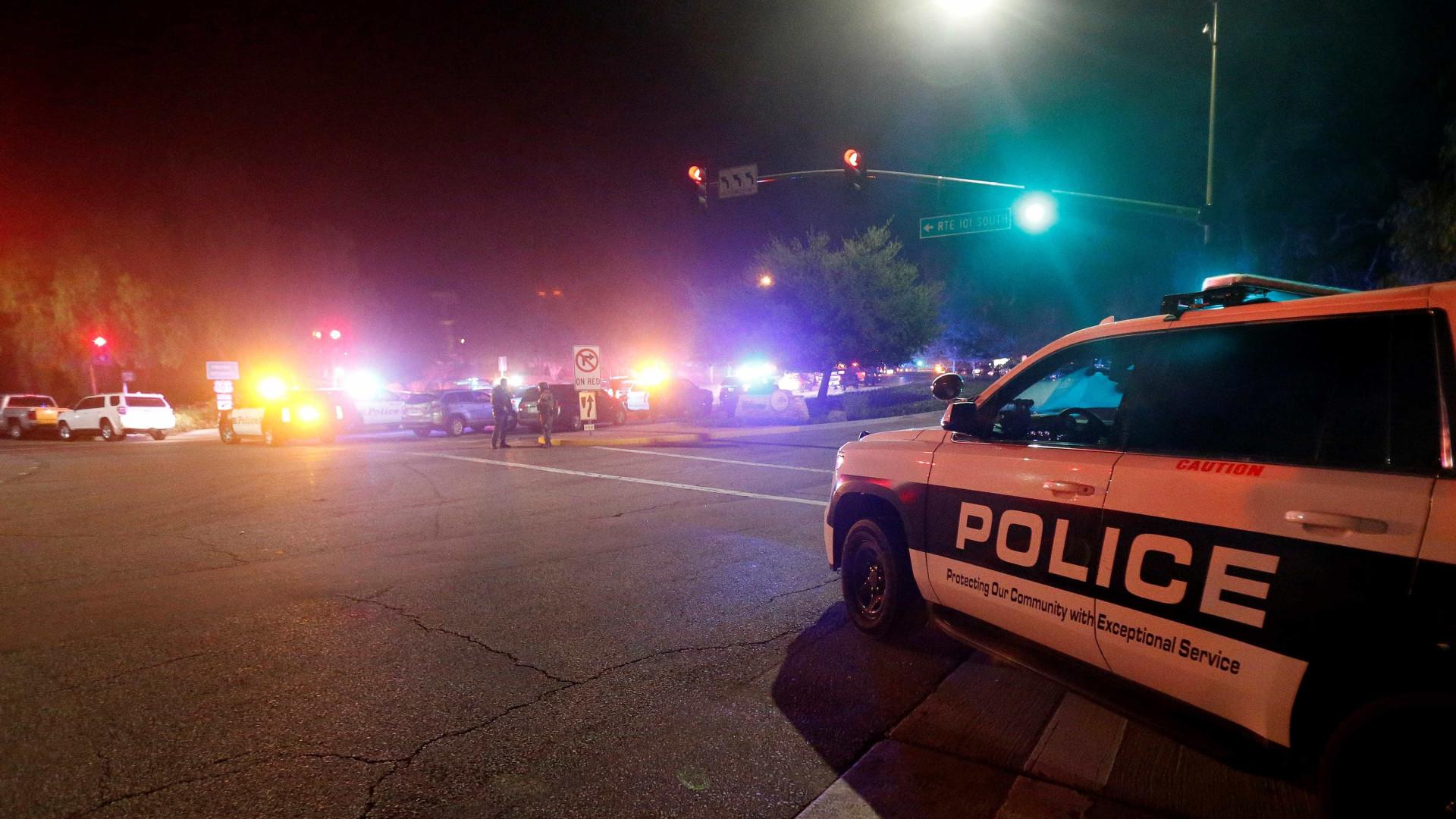 Autor de tiroteio em bar que deixou 12 mortos tem passagem na polícia