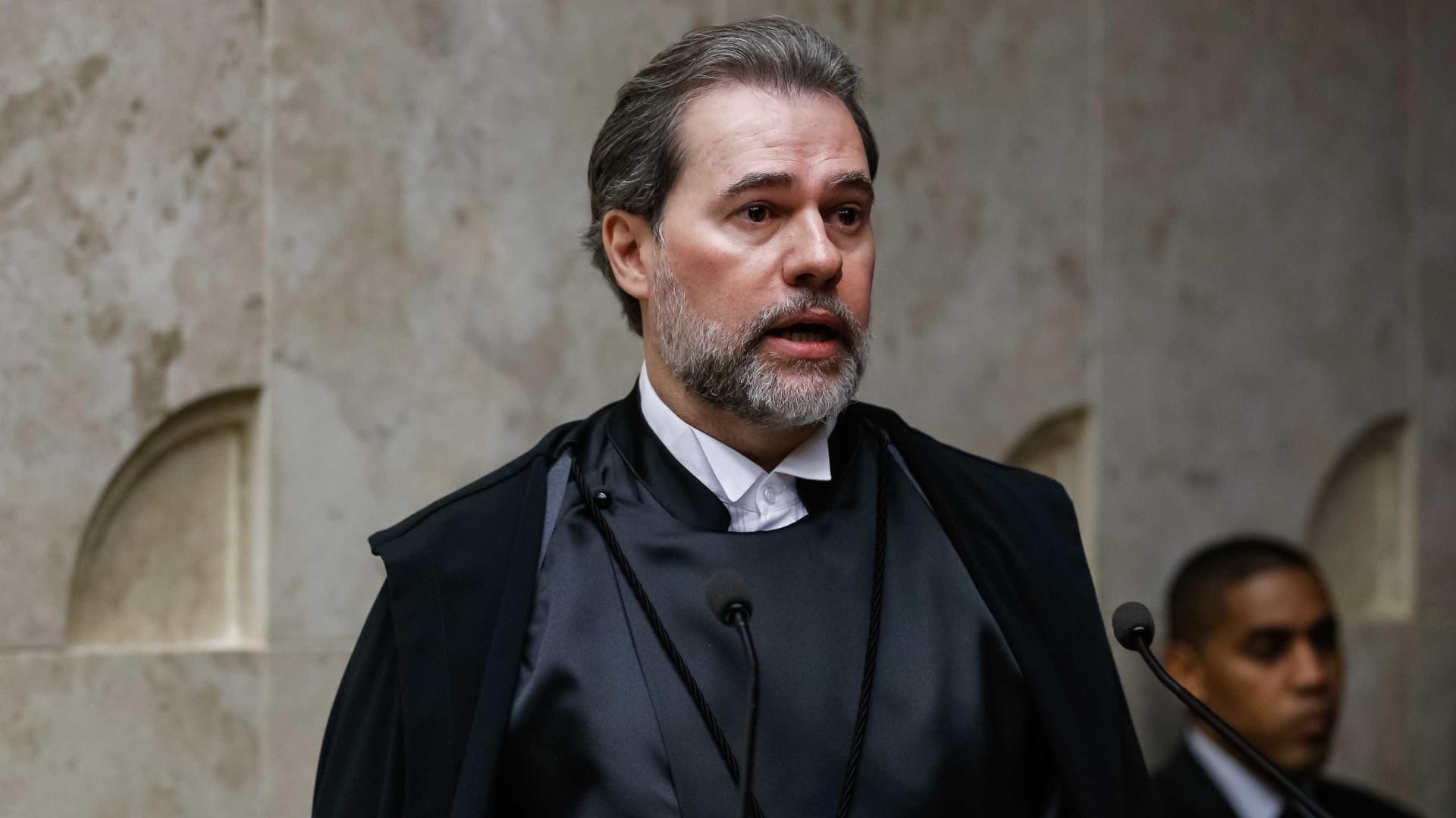 Toffoli decide que votação para a presidência do Senado será secreta