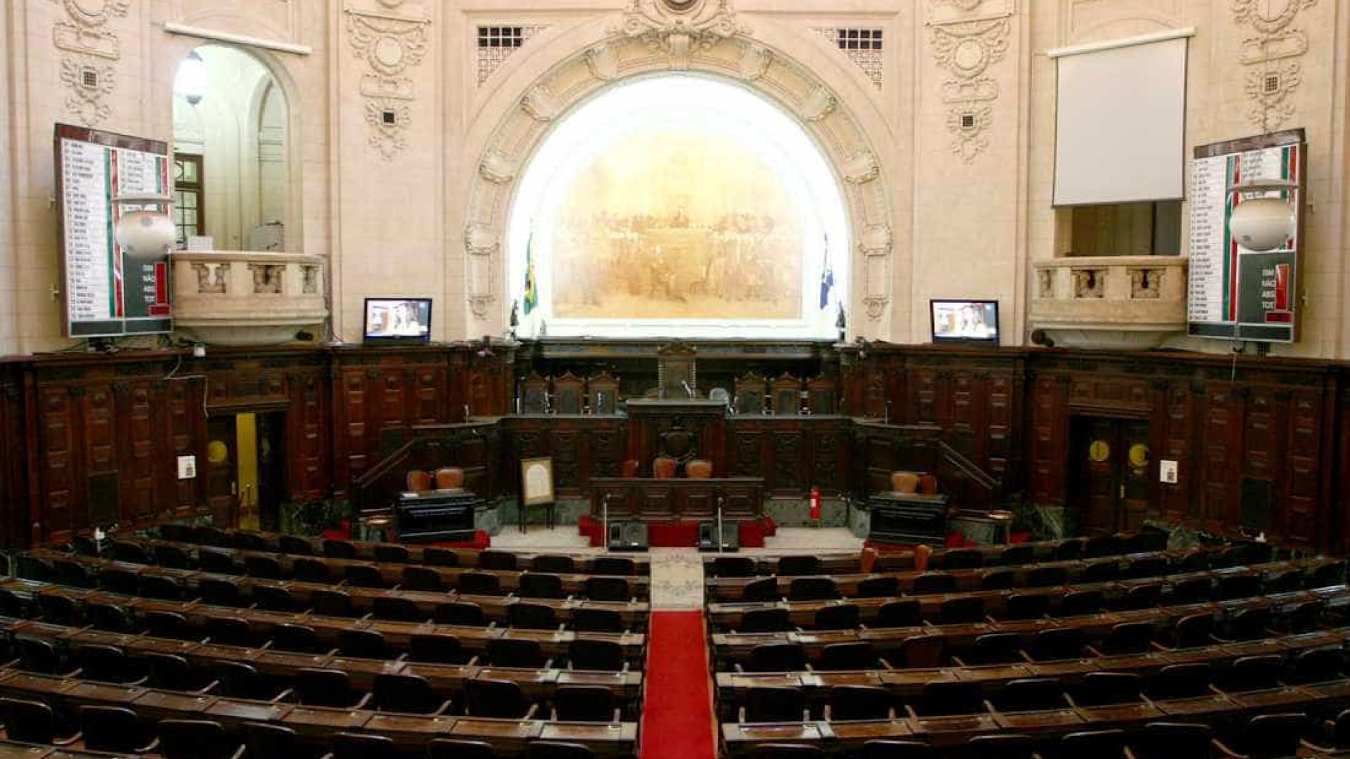 Deputados presos no Rio vão continuar a receber salários e benefícios