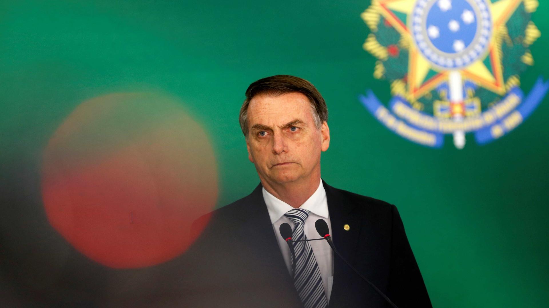 Bolsonaro pede a adversários que abandonem o 'ódio sem necessidade'