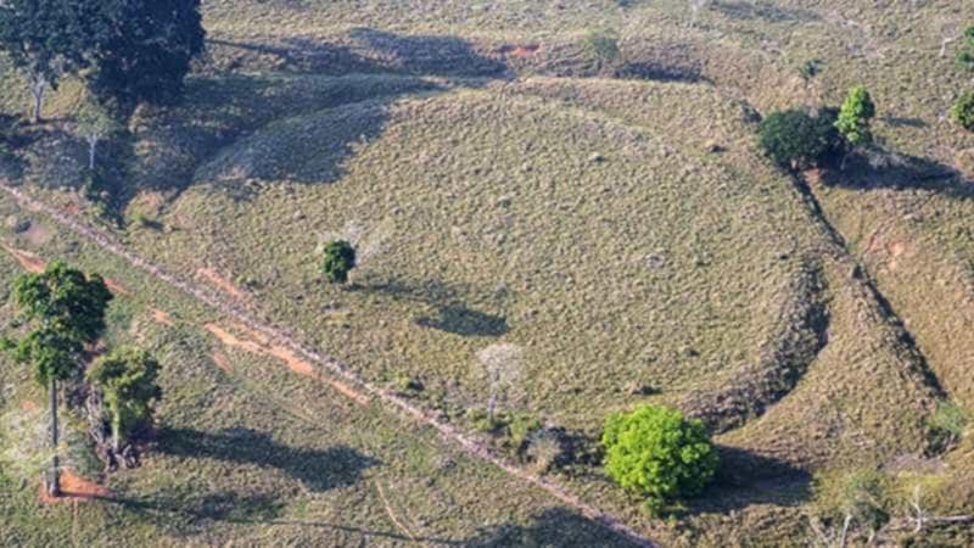 Geoglifo no Acre é tombado como patrimônio cultural