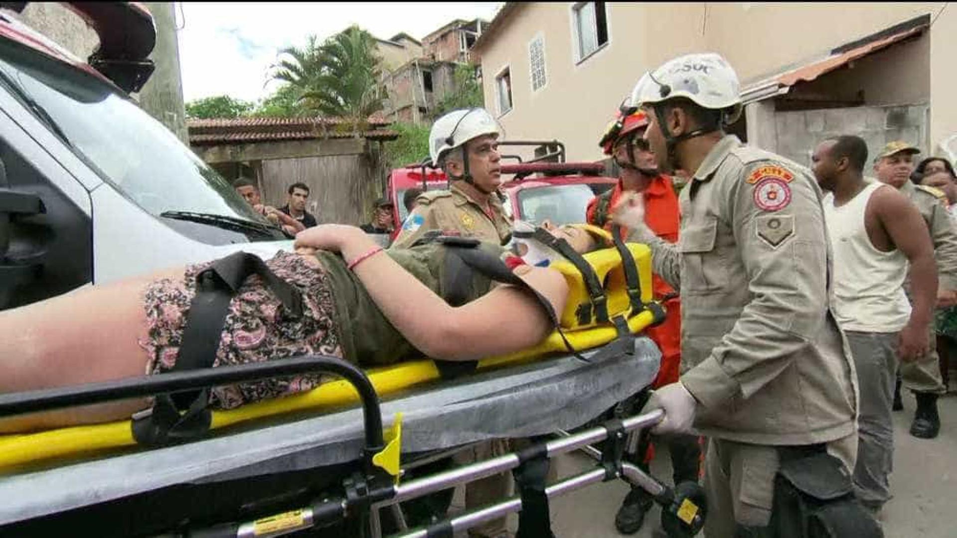 Governo do Rio lamenta mortes em deslizamento de terra em Niterói