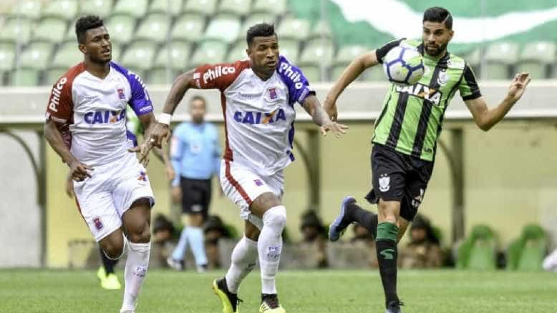 Paraná vence a primeira no returno, e América-MG se complica contra G4