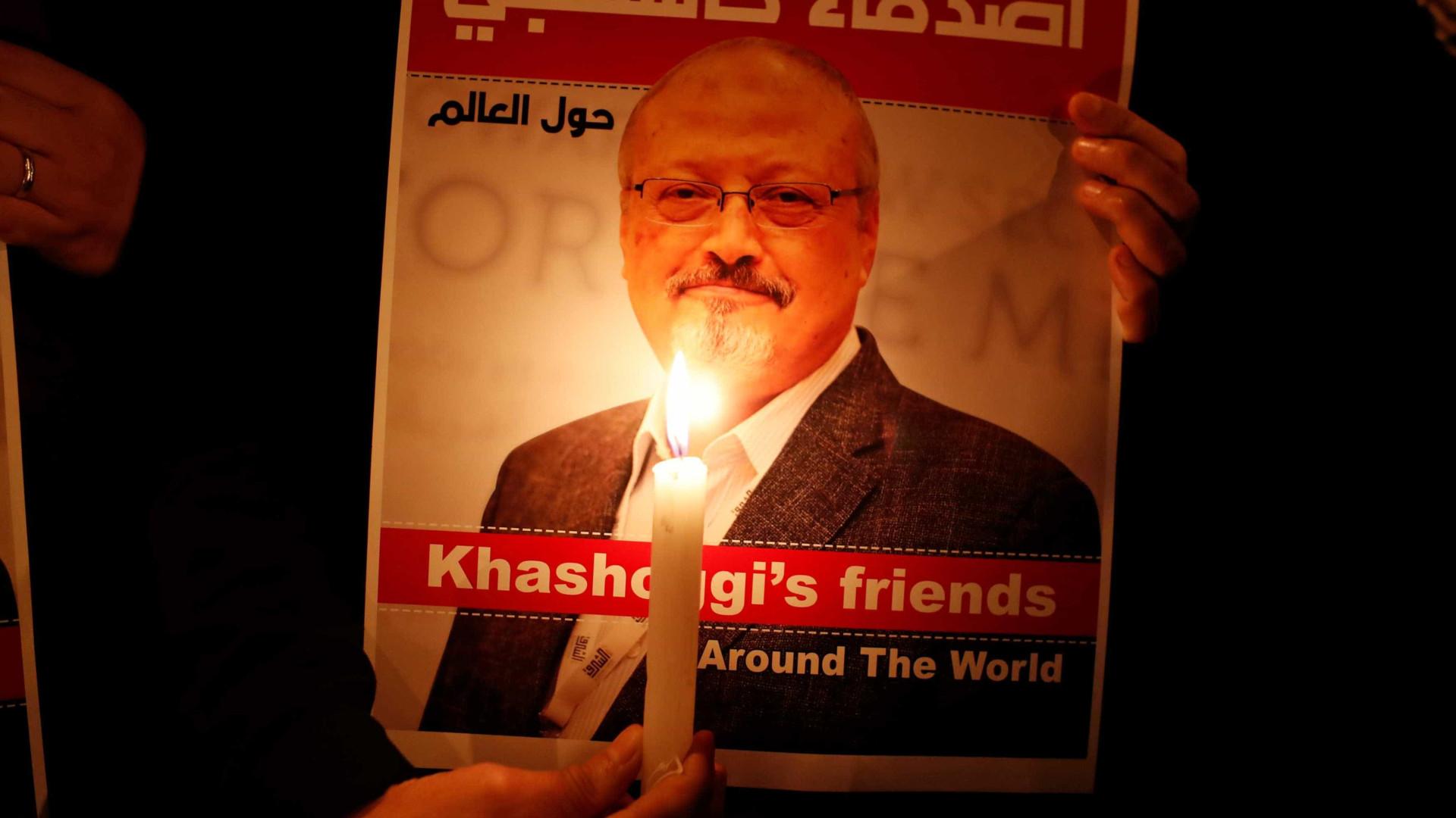 Áudio revela últimas palavras de Khashoggi: 'Não consigo respirar'