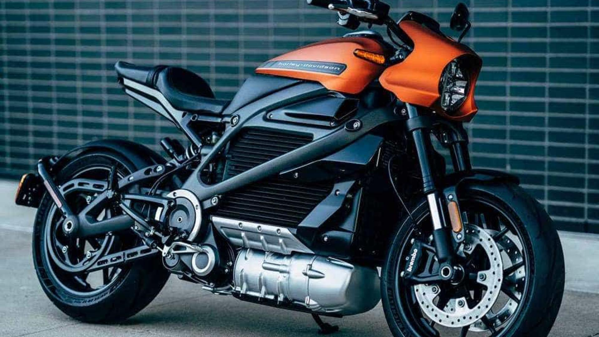 Harley-Davidson anuncia lançamento de sua primeira moto elétrica