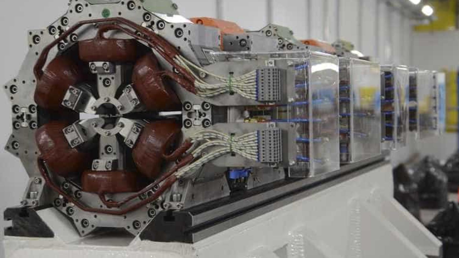 Acelerador de partículas de Campinas tem 1ª fase entregue