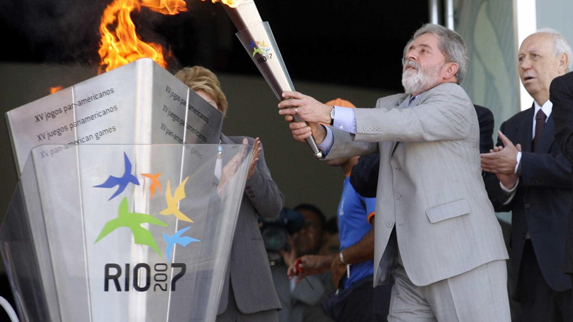 Tochas do Pan do Rio 2007 serão doadas após uma década sem uso