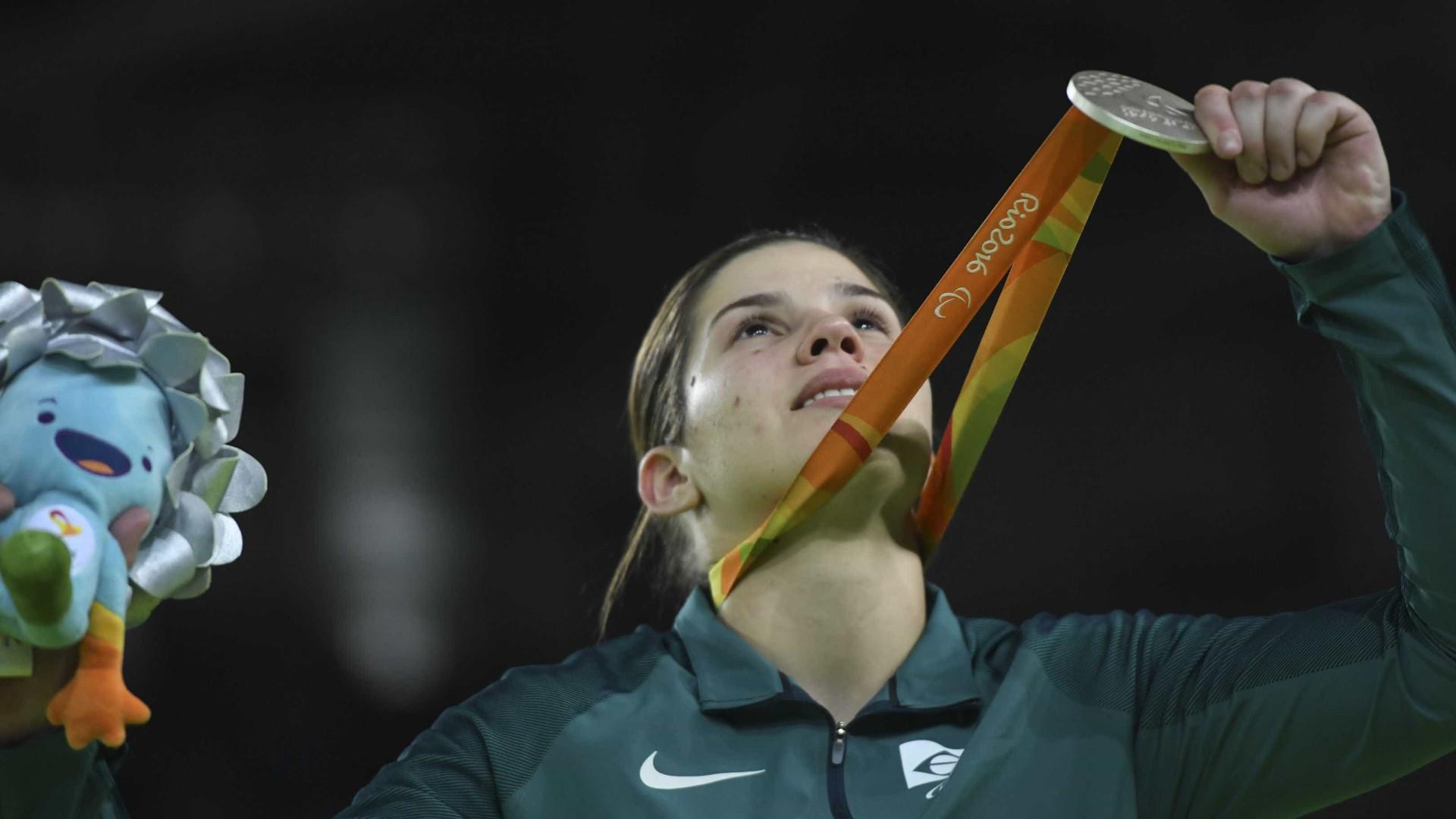 Alana Maldonado ganha ouro inédito no Mundial Paralímpico de Judô