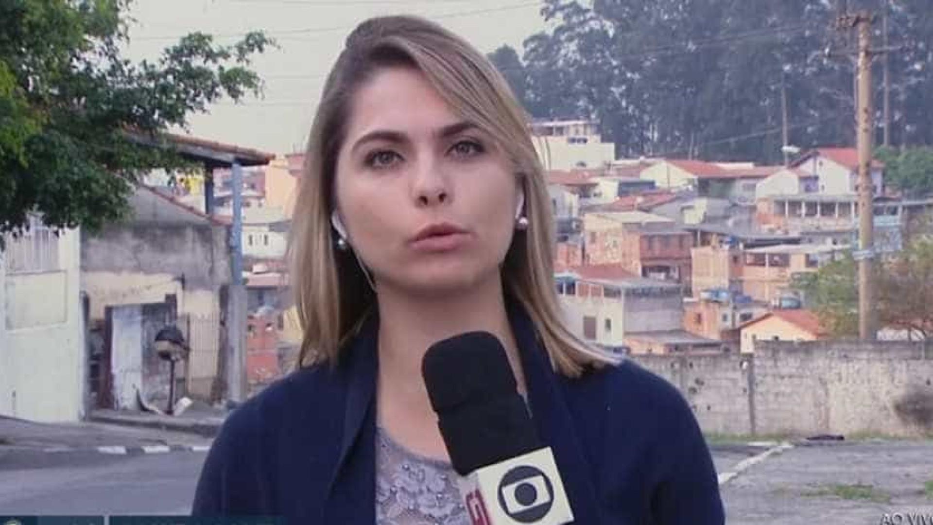 Globo contrata substituta de jornalista demitida após ficar doente