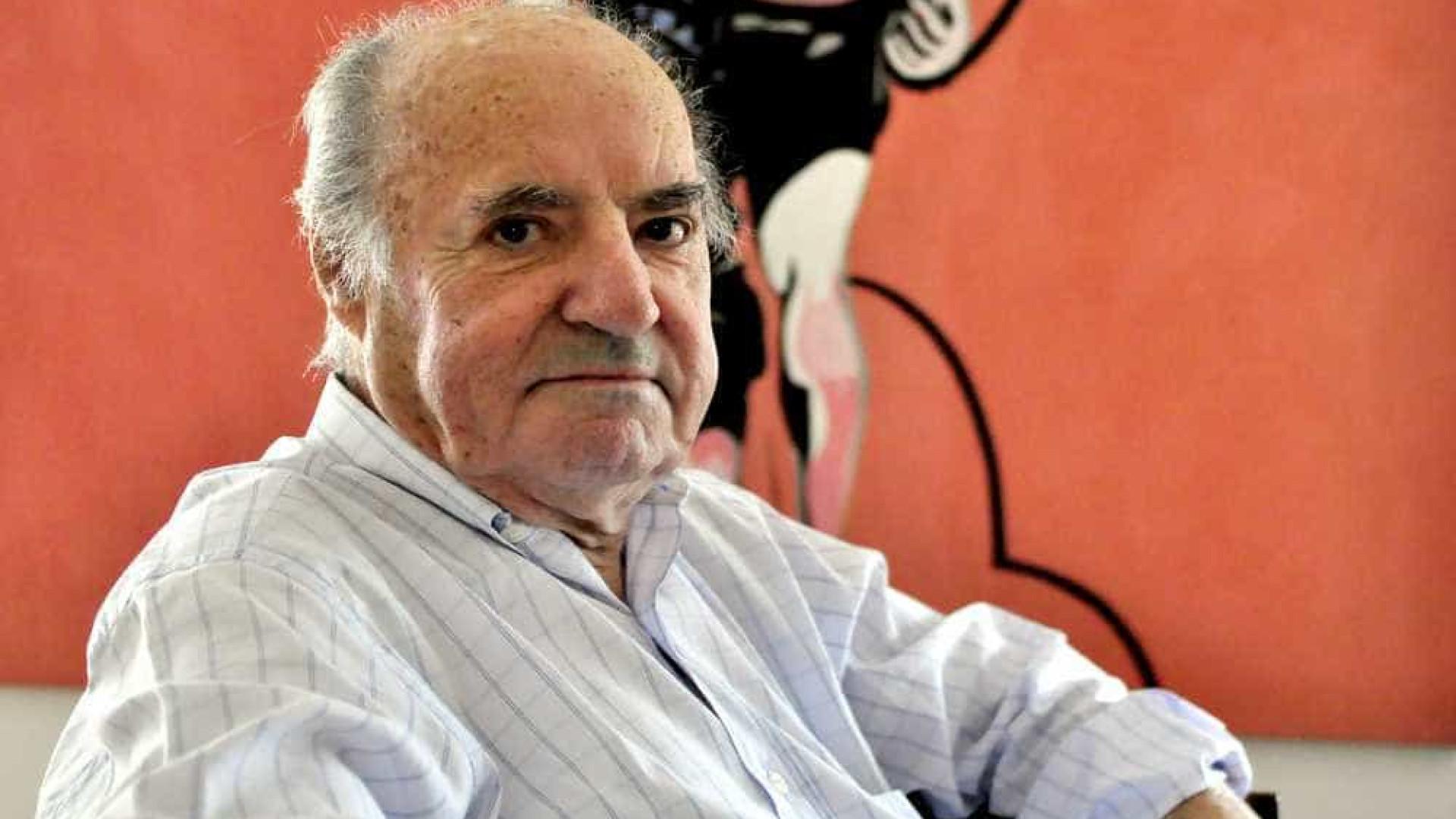 Morre João Sattamini, um dos mais importantes colecionadores do país