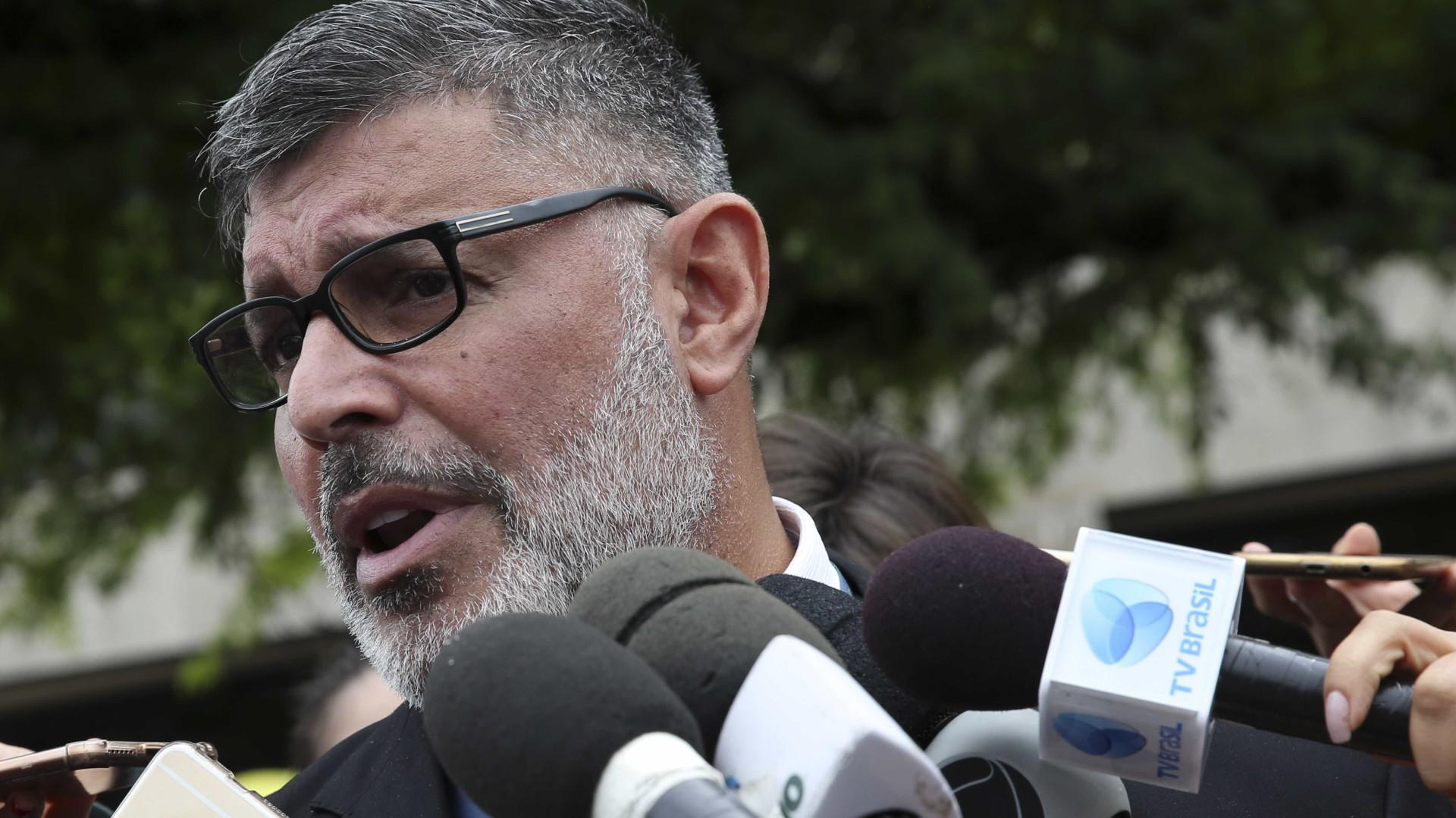 Alexandre Frota responderá por ataques a magistrada em redes sociais