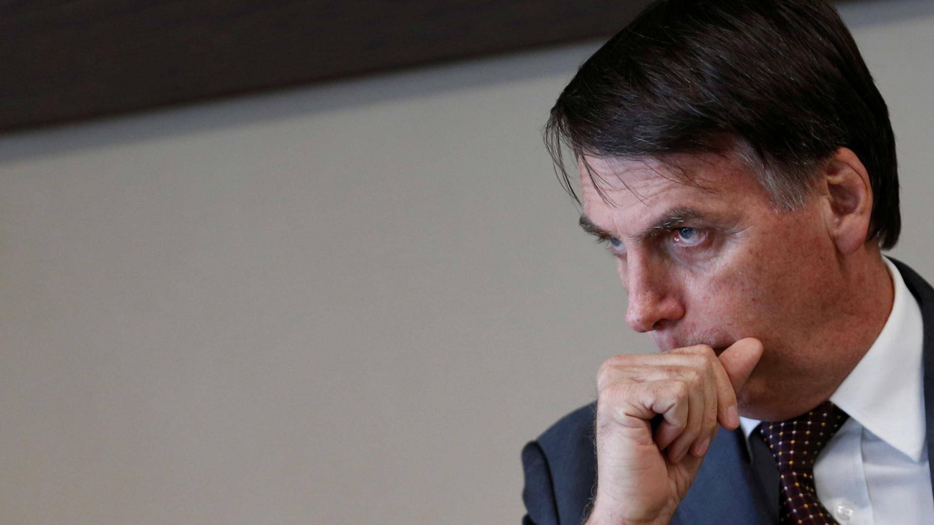 Bolsonaro chega à Suíça para apresentar agenda liberal em Davos