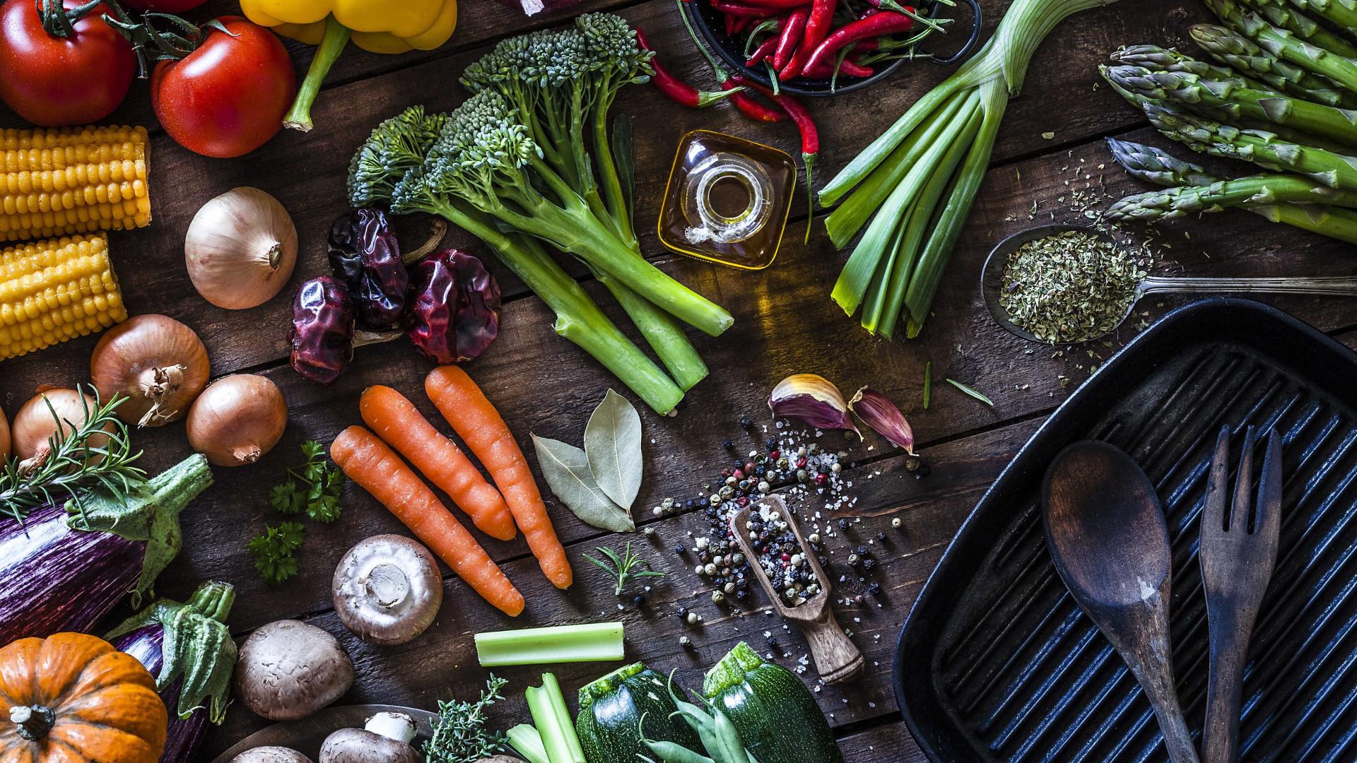 Sinergia dos compostos é chave para 'dieta anticâncer',diz especialista