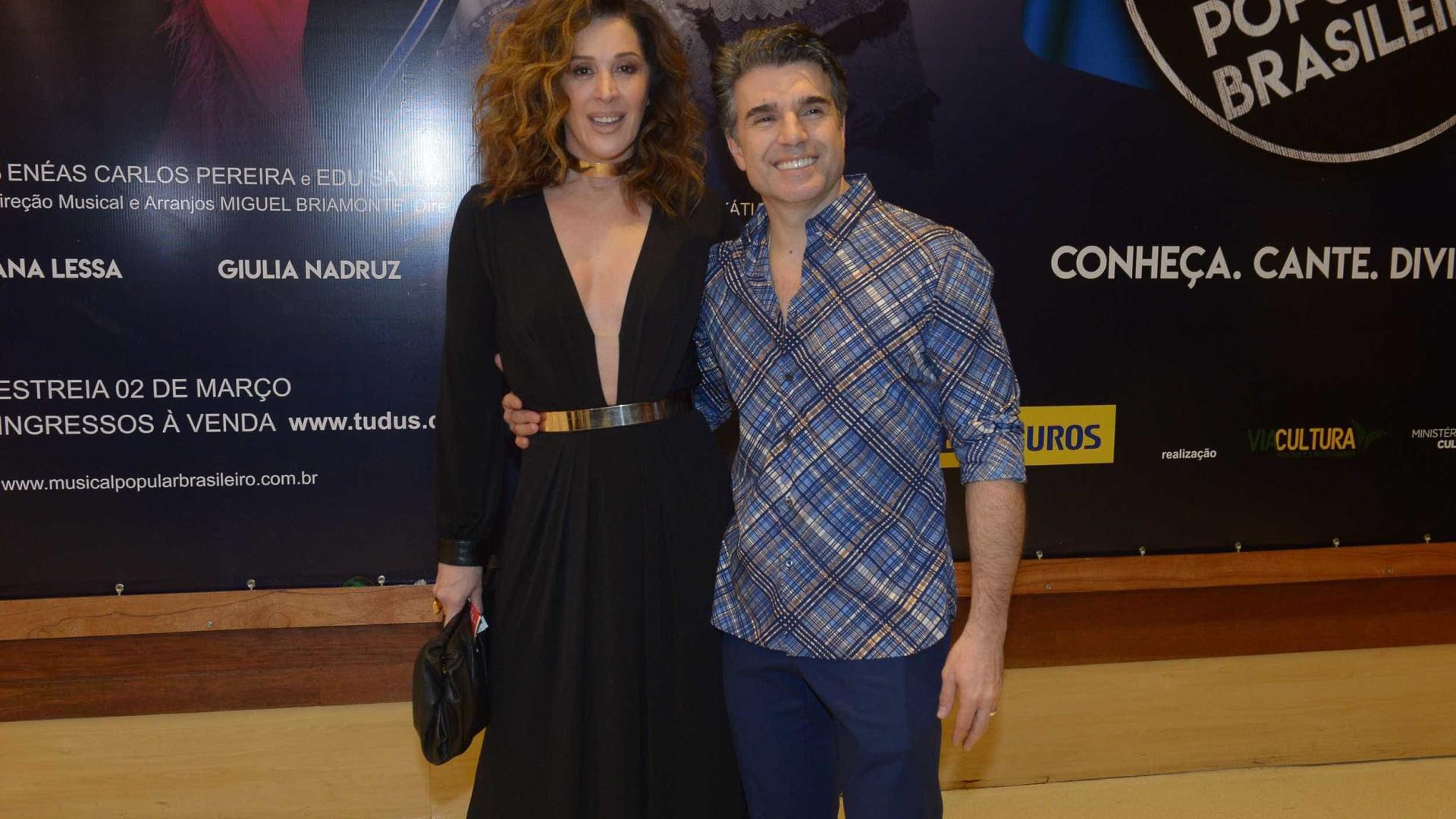 Paolla Oliveira e Fernanda Souza serão damas no casório de Claudia Raia