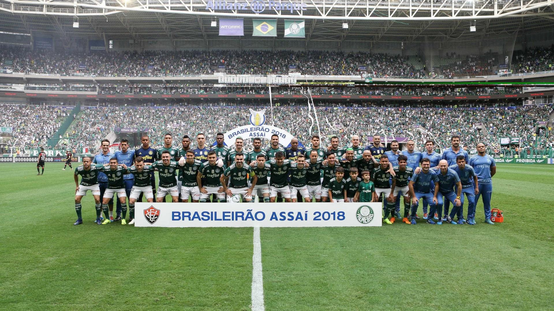 Palmeiras vence e amplia recorde de invencibilidade