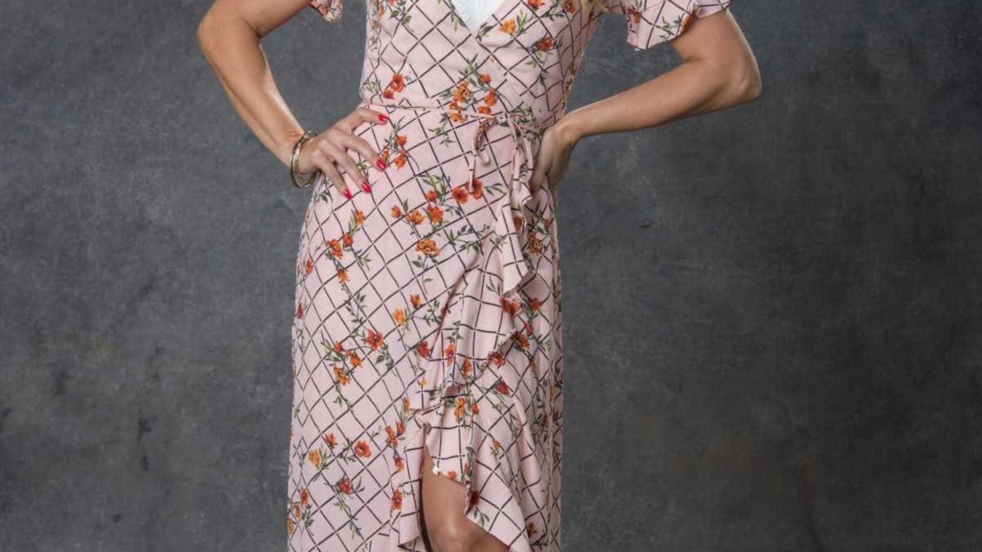 Flávia Alessandra diz ter se inspirado em Sophia Loren para novela