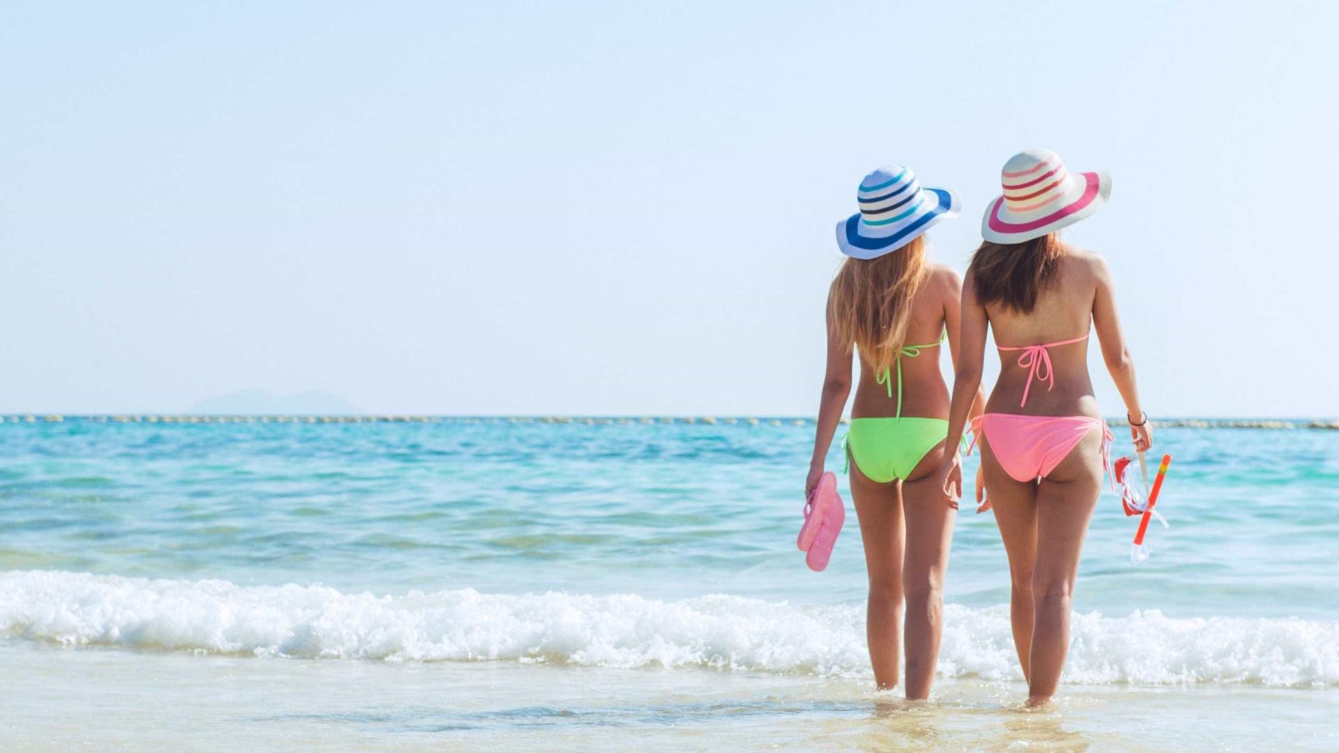 No verão, aprenda a cuidar corretamente das peças de moda praia