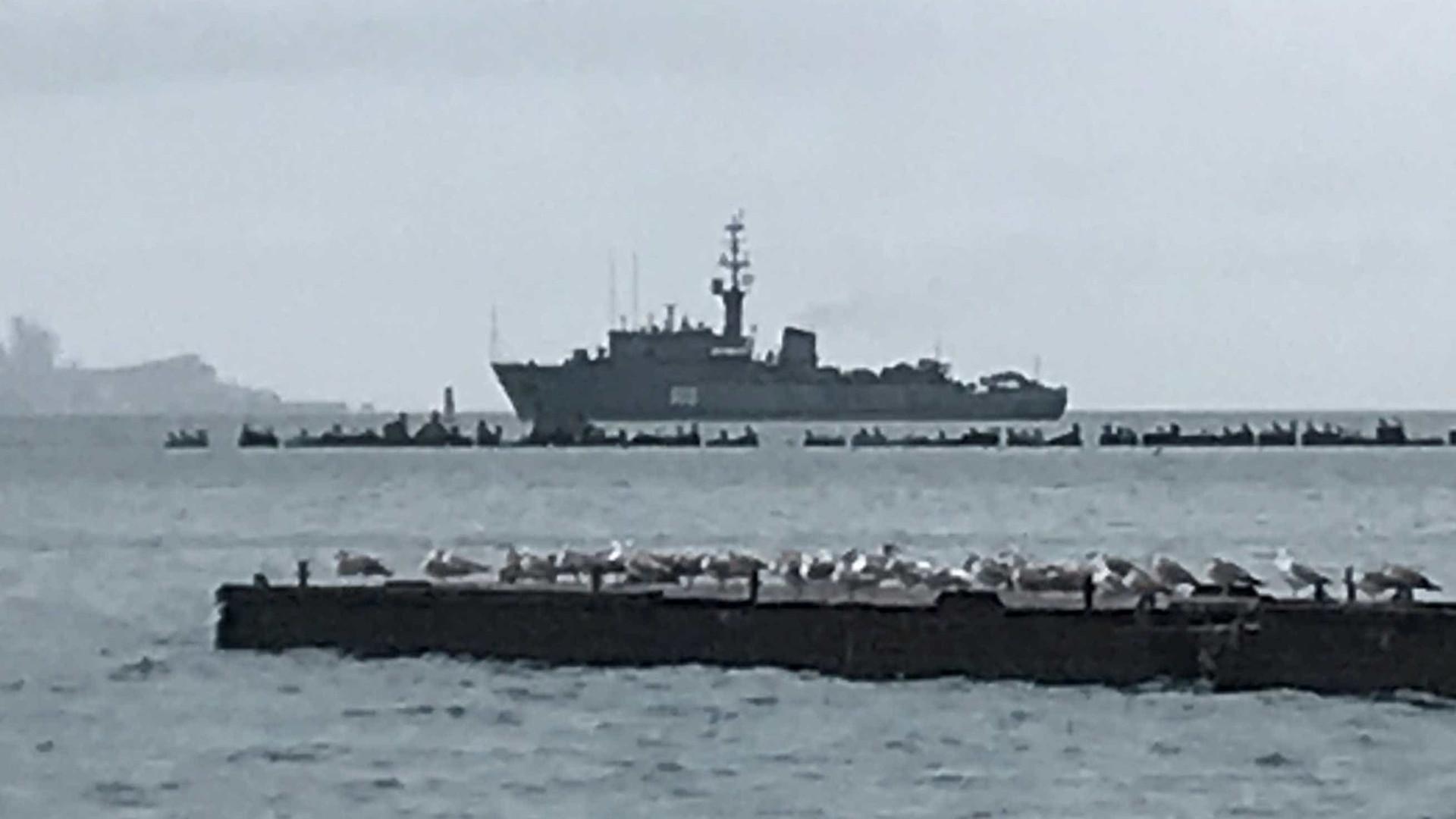 EUA enviará navio de guerra ao Mar Negro por crise na Ucrânia