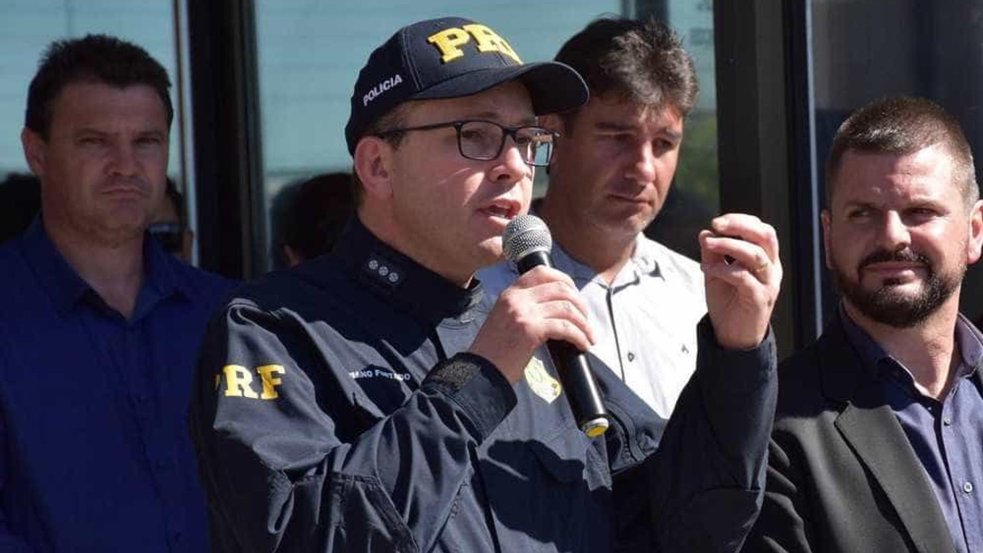 Moro escolhe superintendente do Paraná como chefe da PRF