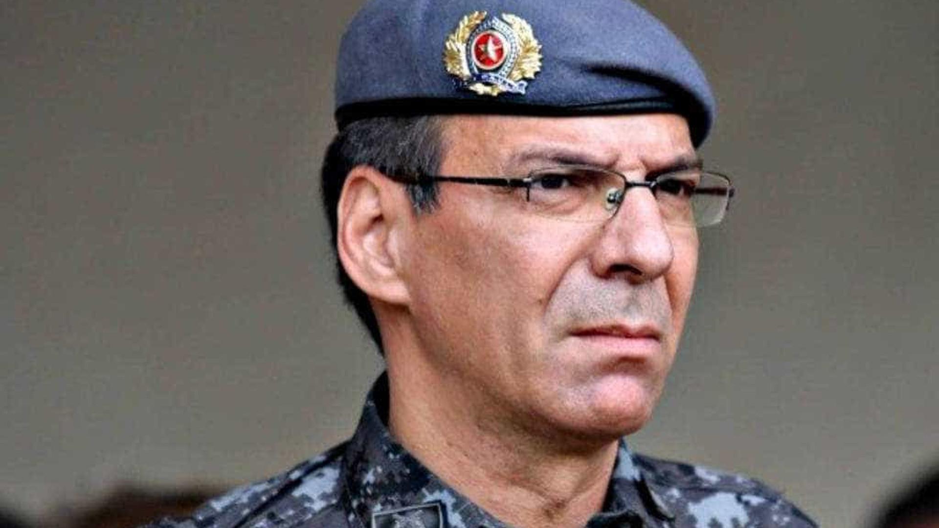 Doria chama ex-comandante da PM para presídios superlotados de SP
