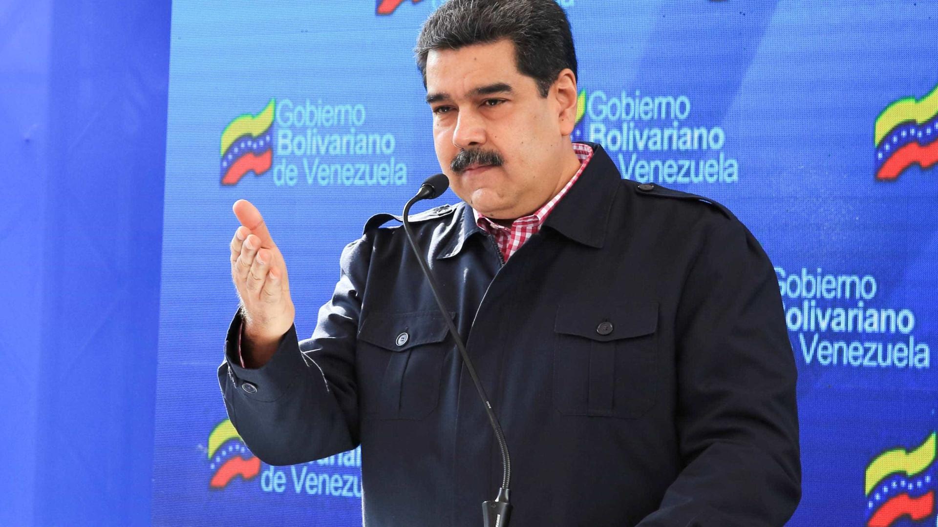 Maduro dá ultimato de 48 h para Grupo de Lima reconhecer seu governo