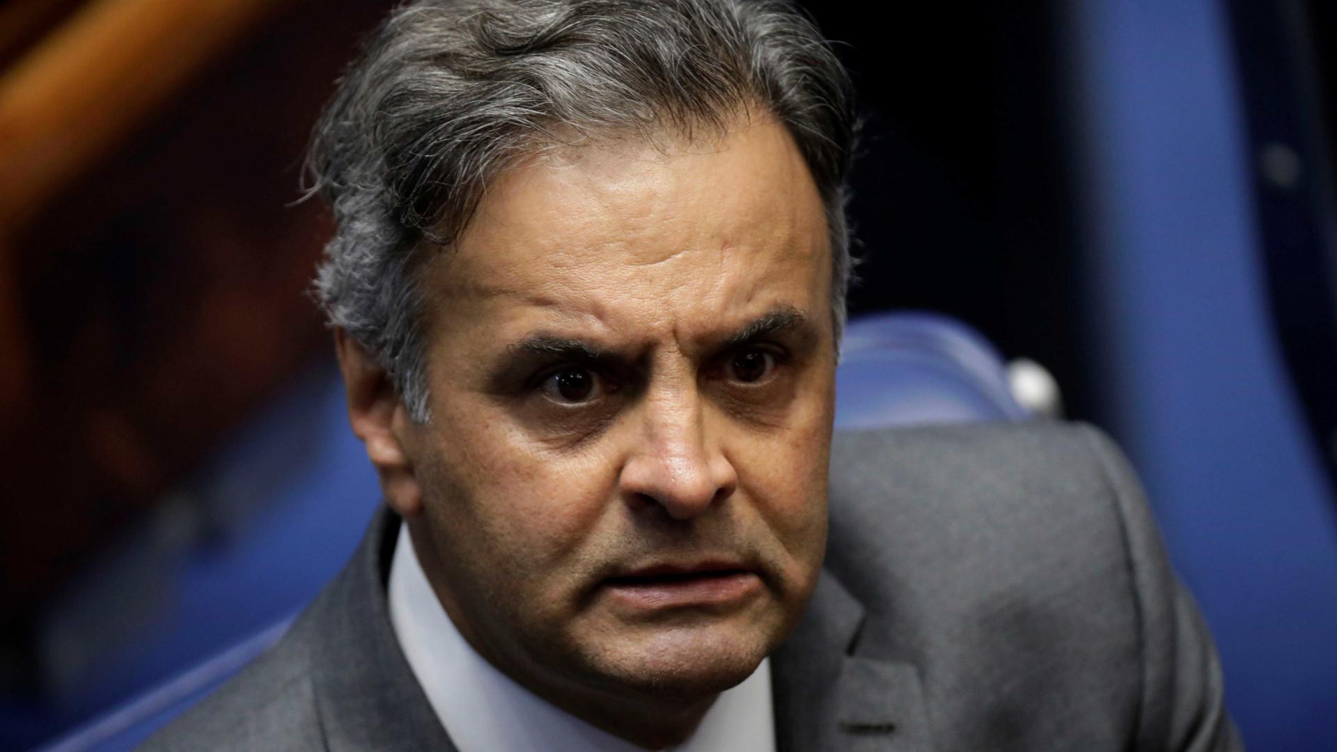 PF queria prisão domiciliar a Aécio, Paulinho e Cristiane; PGR negou