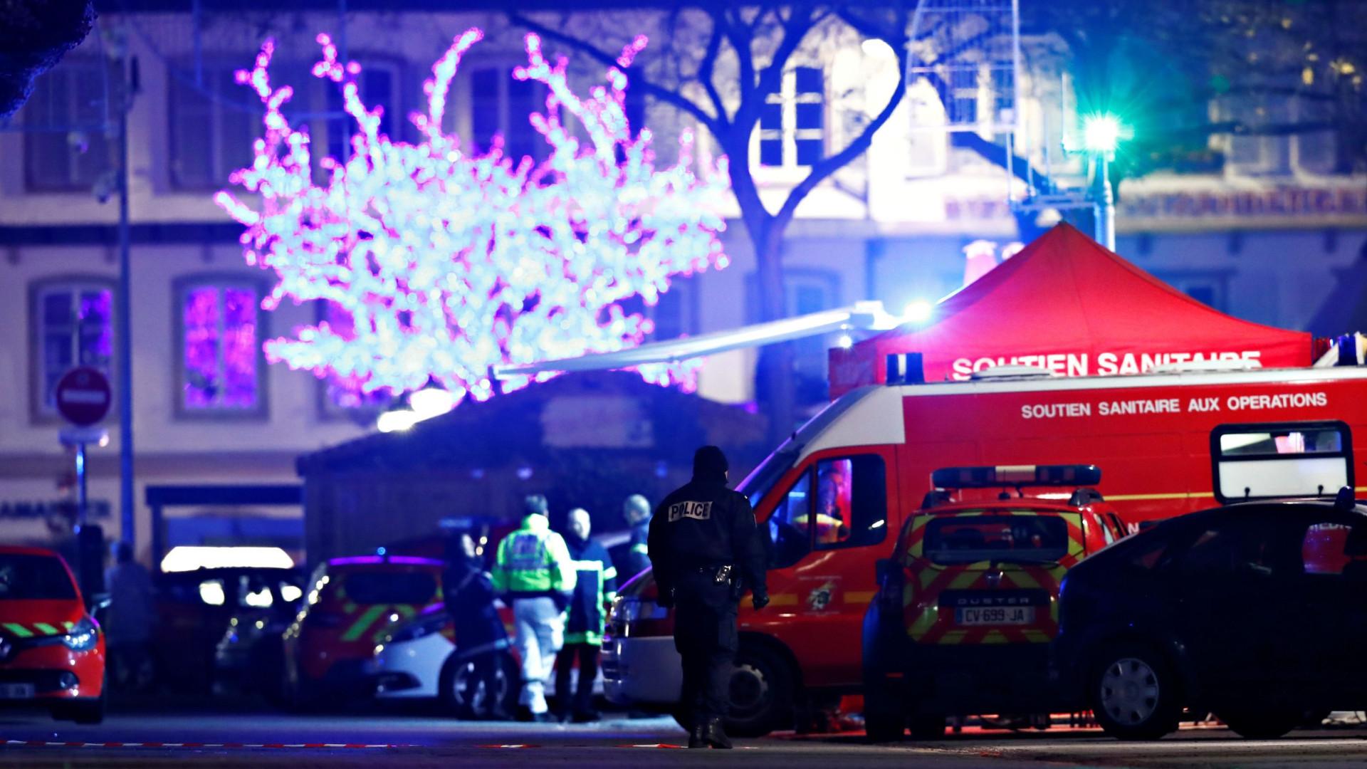 Morre a quinta vítima do atentado a tiros em Estrasburgo