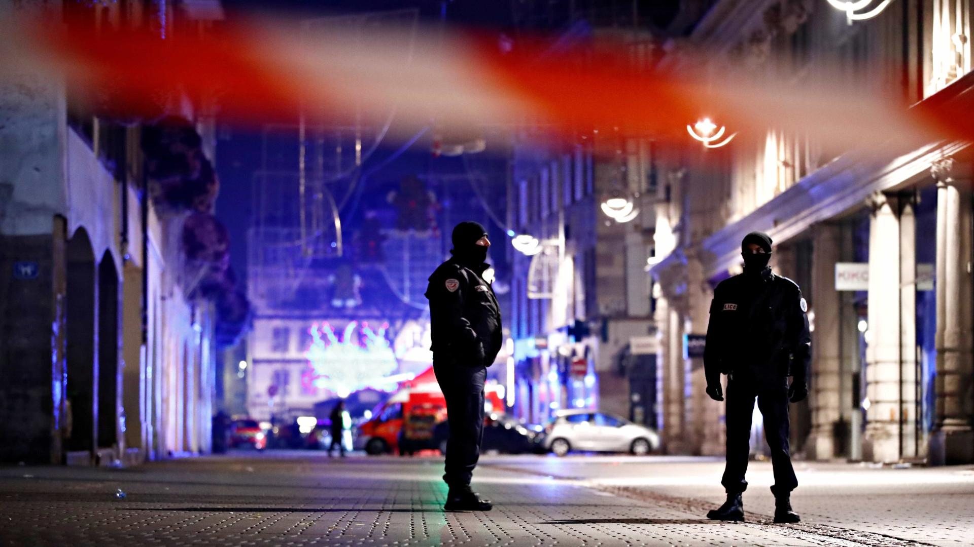 Polícia identifica autor de ataque em mercado de Natal na França