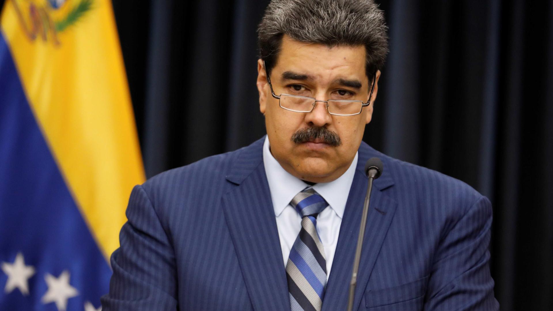 Maduro não foi convidado para posse de Bolsonaro