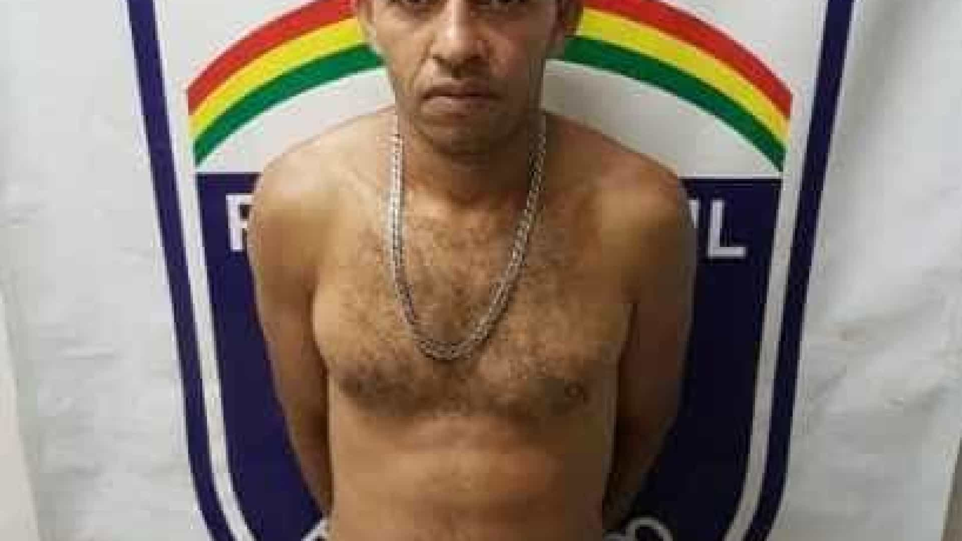 Homem ameaça Bolsonaro com arma e é preso em Pernambuco
