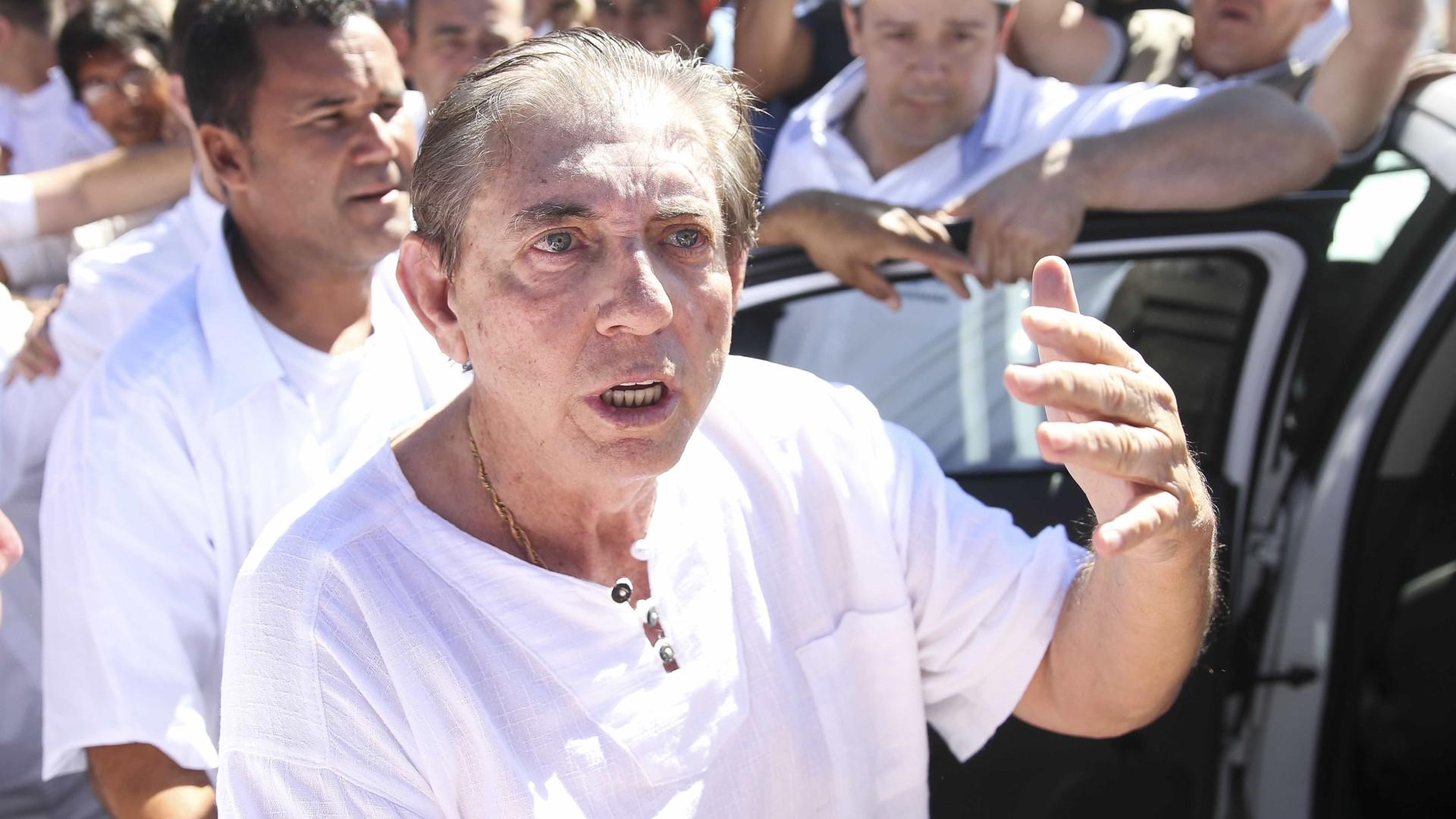 João de Deus retirou R$ 35 milhões de bancos após denúncias