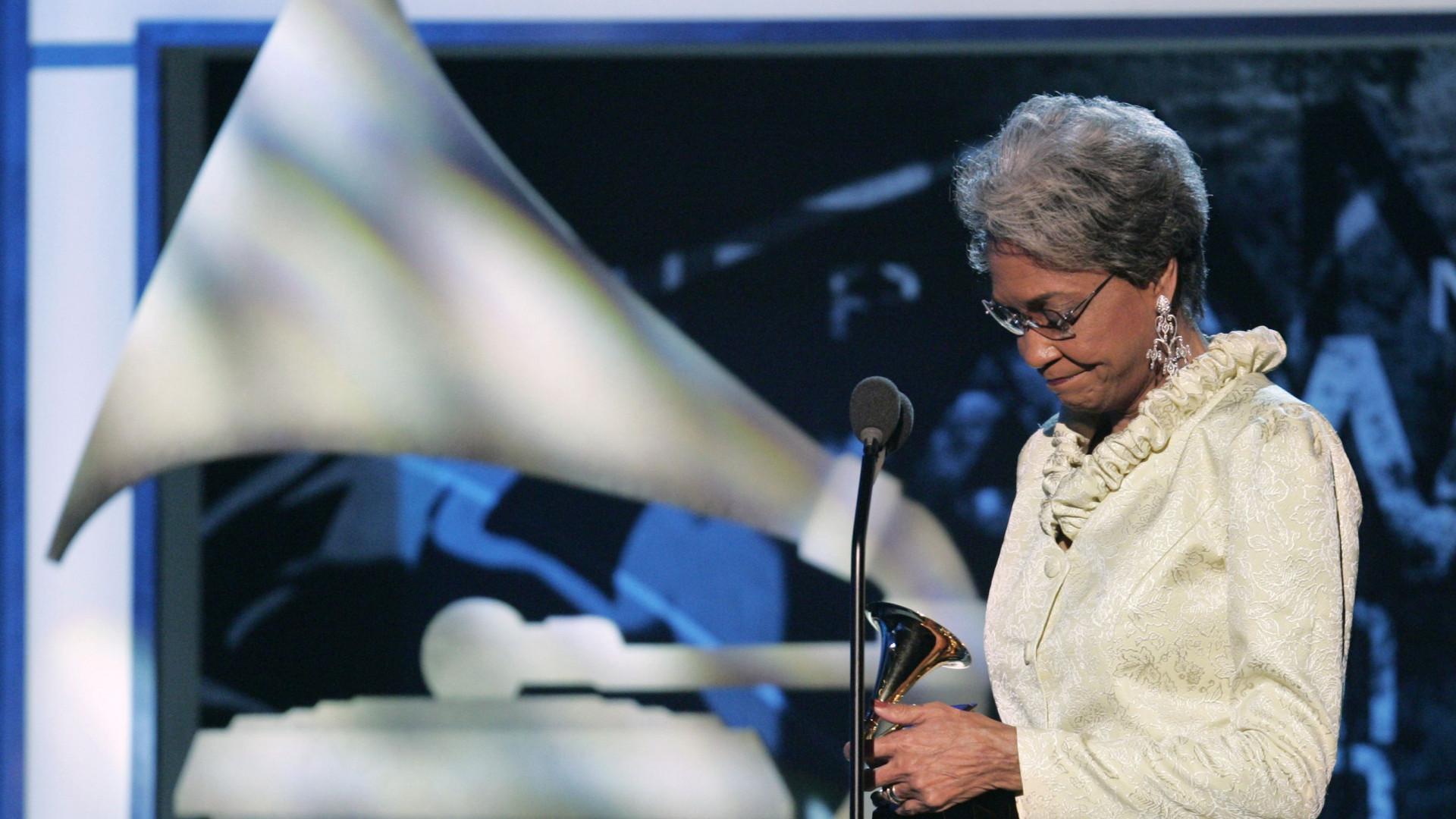 Morre aos 81 anos Nancy Wilson, ganhadora de vários Grammys