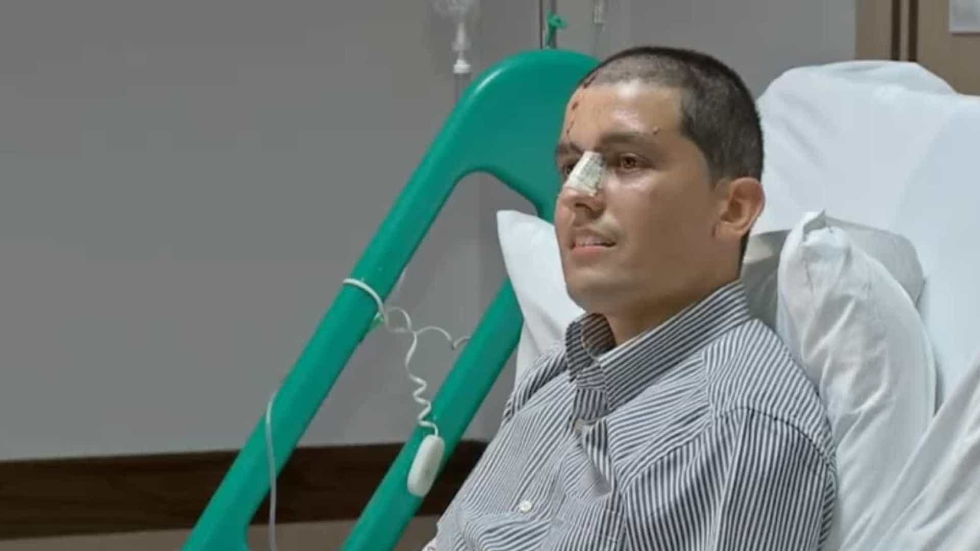 Sobreviventes de queda de avião no MT relatam 5 dias de sufoco