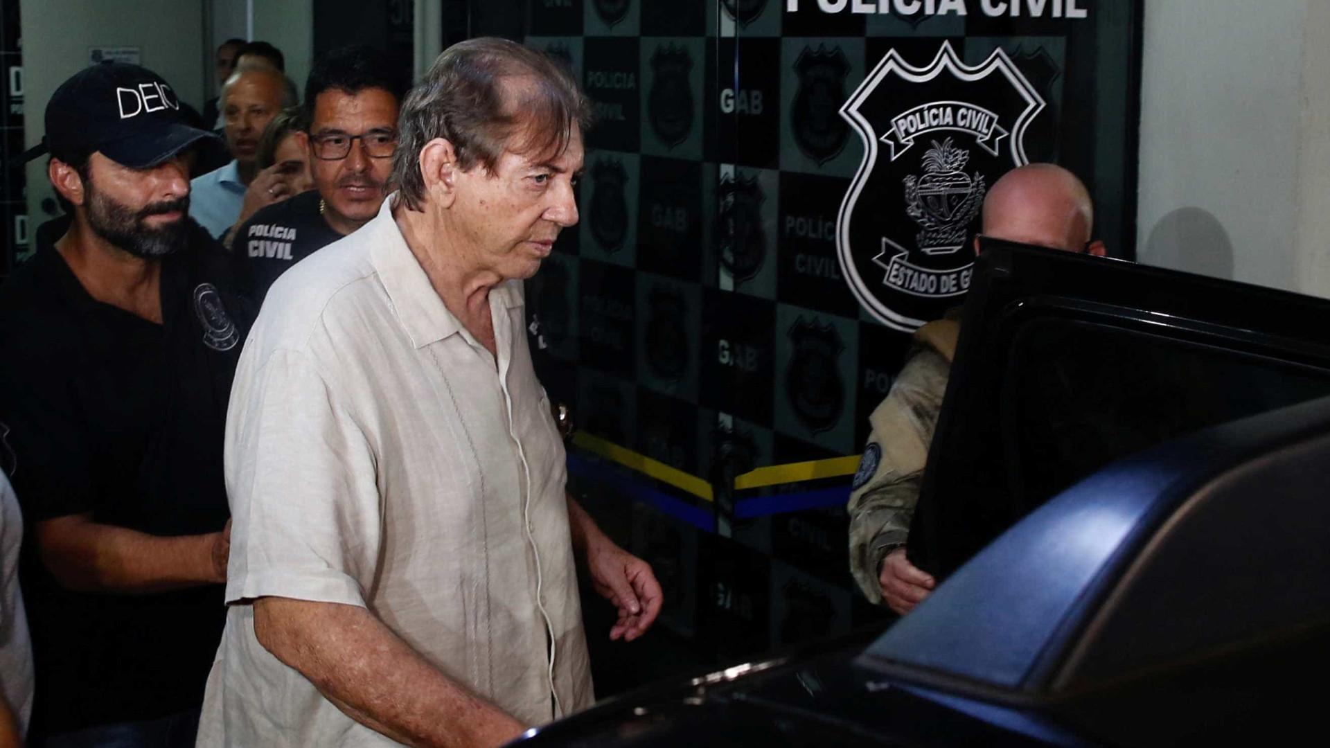 João de Deus passa mal na cadeia e é levado a hospital, diz DGAP