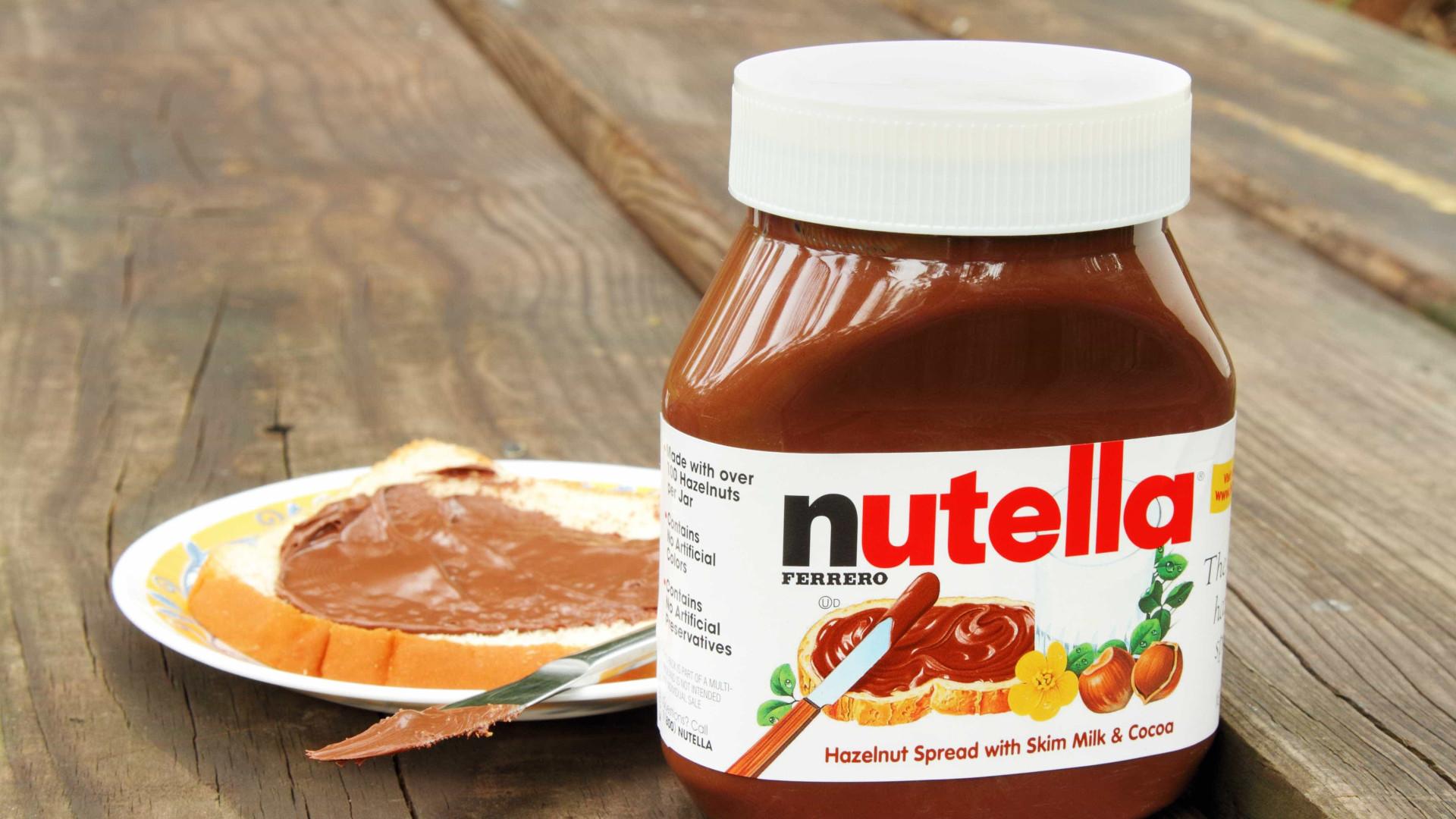 'Dia Mundial da Nutella' é comemorado nesta terça-feira