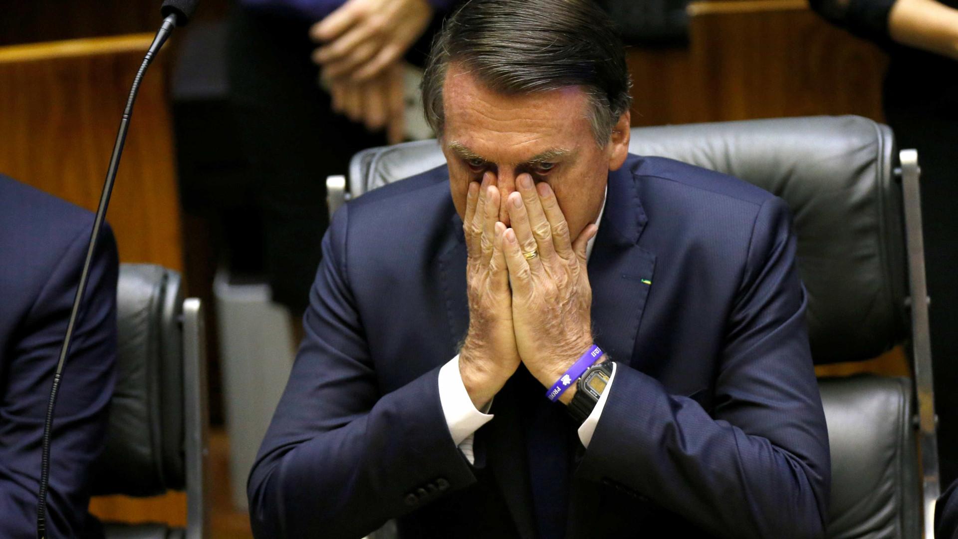 Jornalistas estrangeiros abandonam posse de Bolsonaro