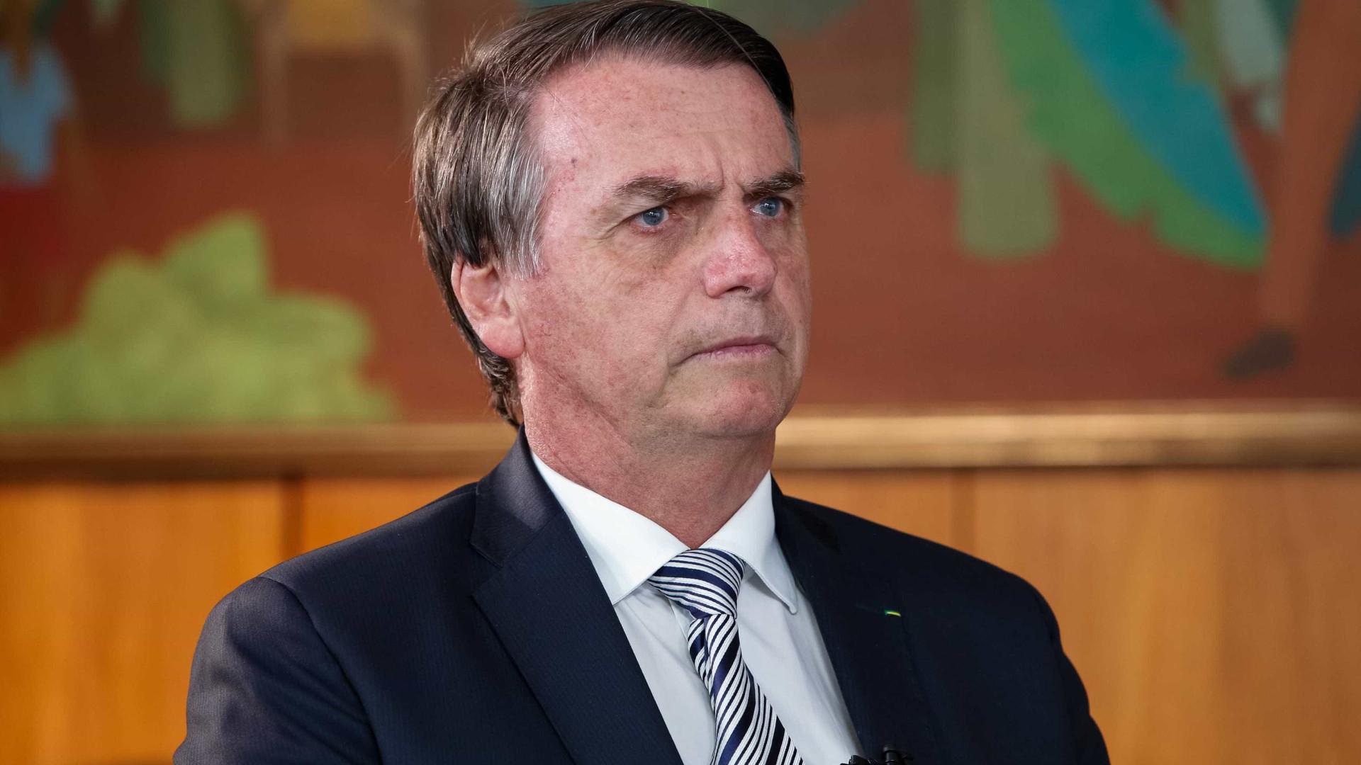 Bolsonaro quer classificar ações de criminosos no Ceará como terrorismo