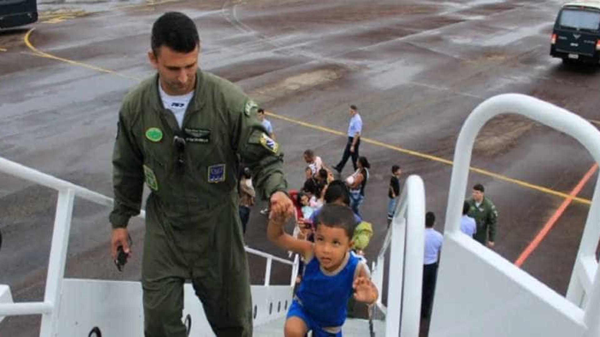 Operação Acolhida leva 87 venezuelanos a interior do País